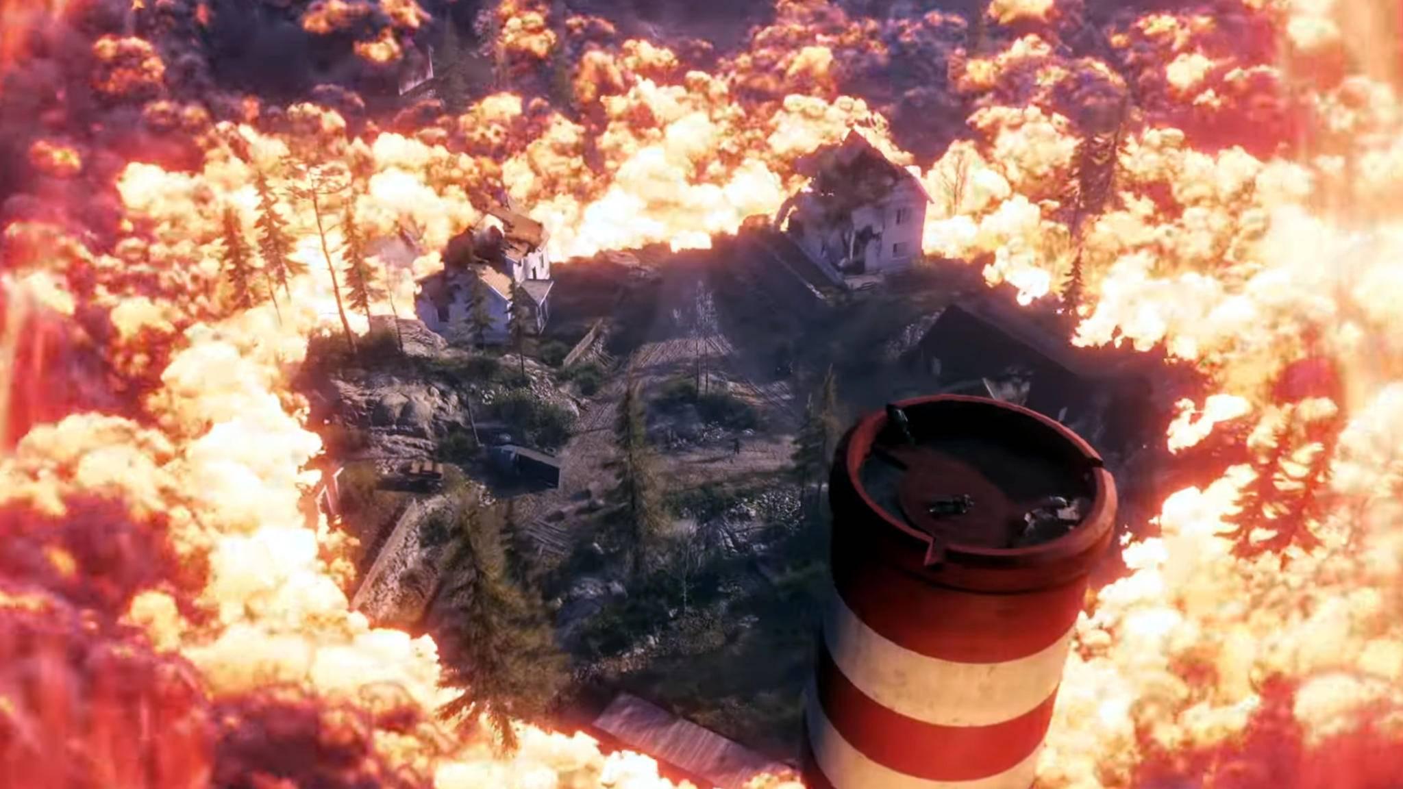 """""""Firestorm"""" kommt leider erst im dritten Update zu""""Battlefield 5"""""""