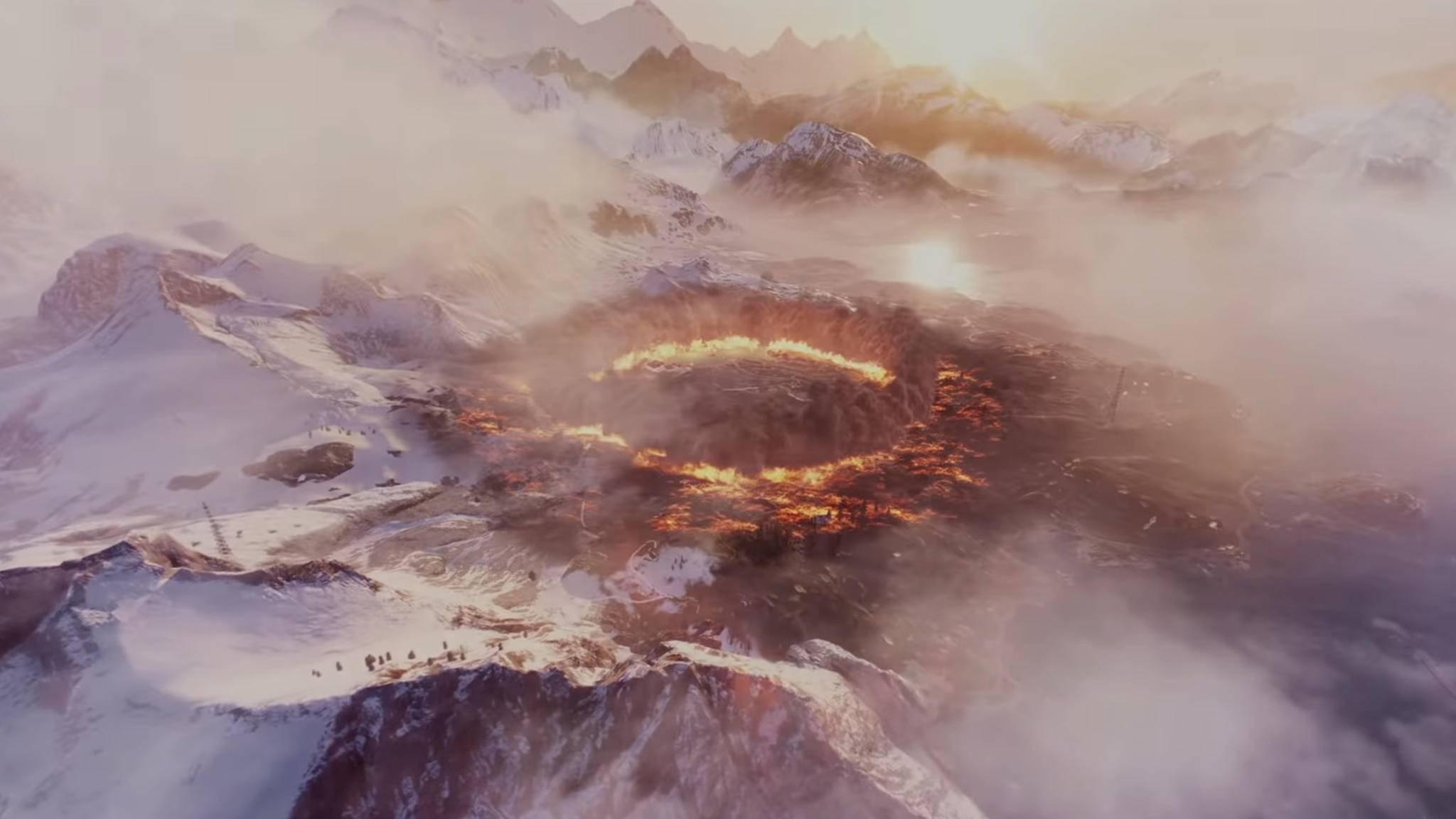 """Im Firestorm-Modus von """"Battlefield 5"""" werden wohl nur 64 Spieler gegeneinander antreten."""