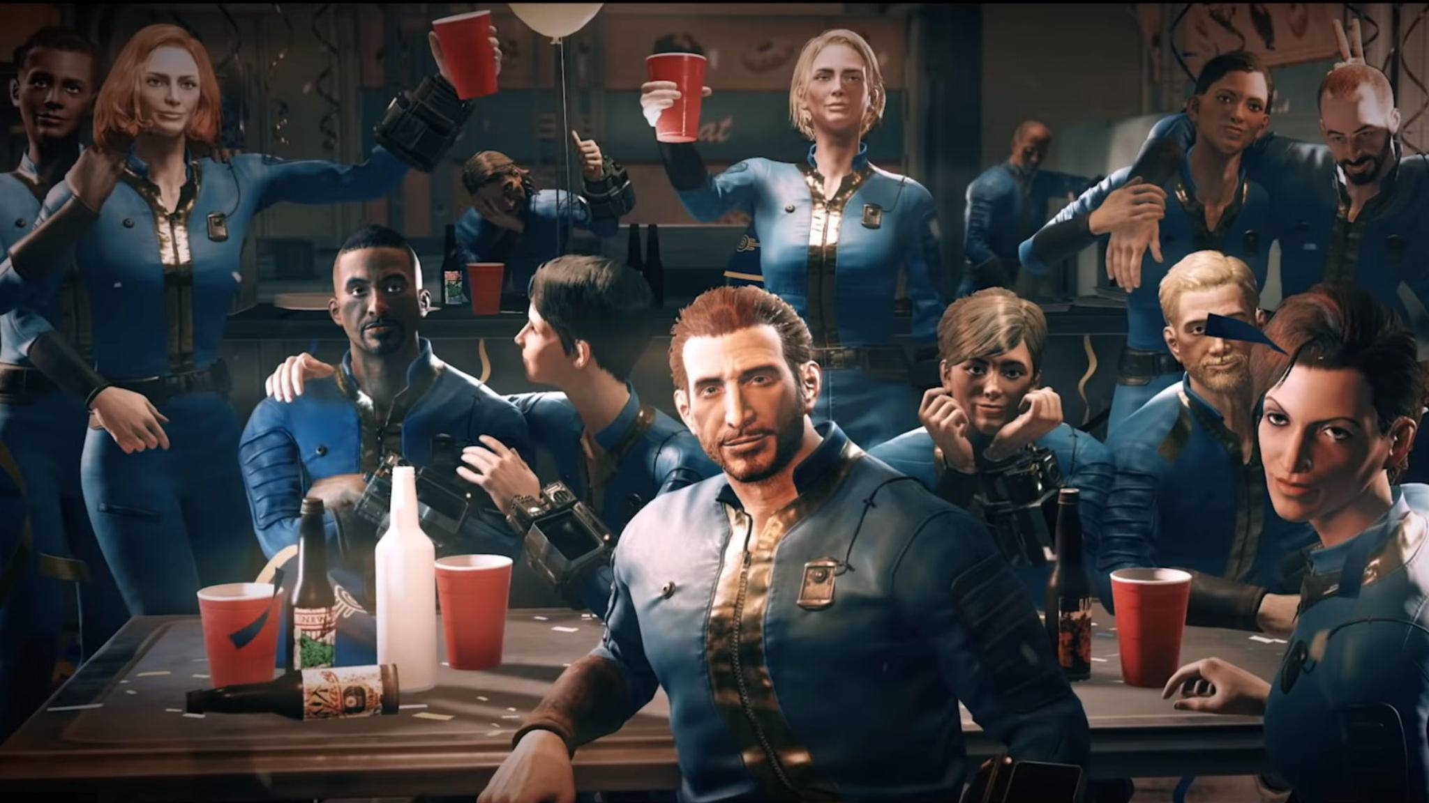 """Man kann über """"Fallout 76"""" sagen, was man will, aber langweilig wird's nicht."""