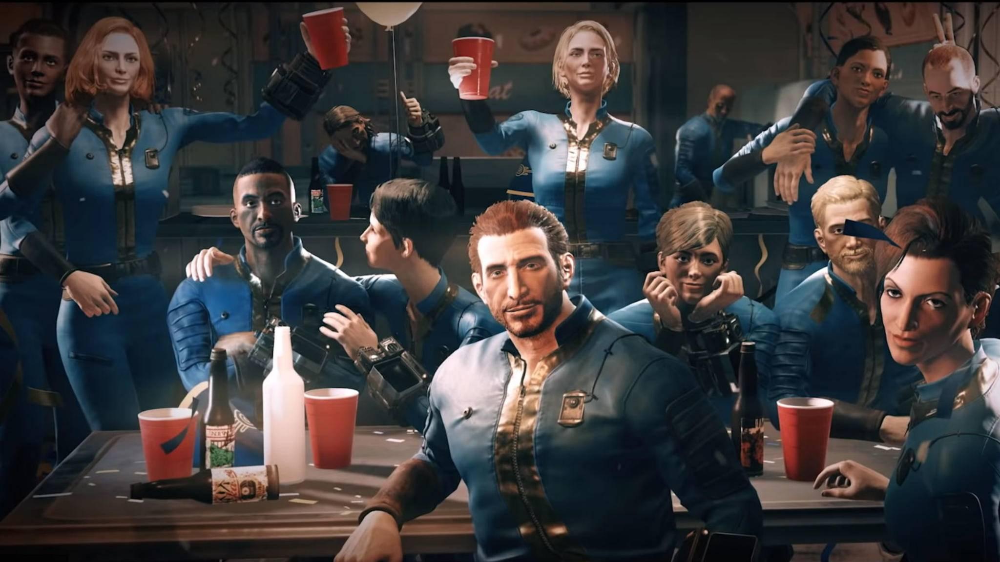 """Nächstes Jahr erhalten Besitzer von """"Fallout 76"""" die """"Fallout Classic Collection"""" kostenlos für PC."""