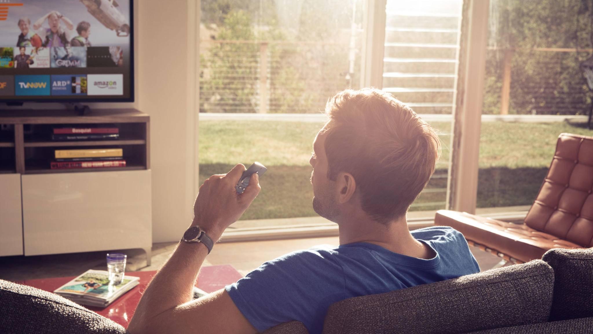 Den Amazon Fire TV Stick kannst Du auch im Ausland nutzen, aber längst nicht immer alle Inhalte.