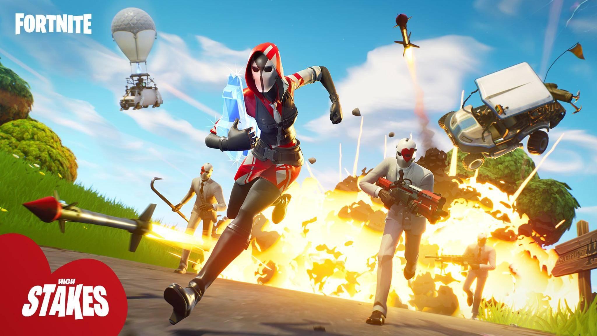 """""""Fortnite"""" krallt sich die besten Features anderer Games – ist das ein Problem?"""