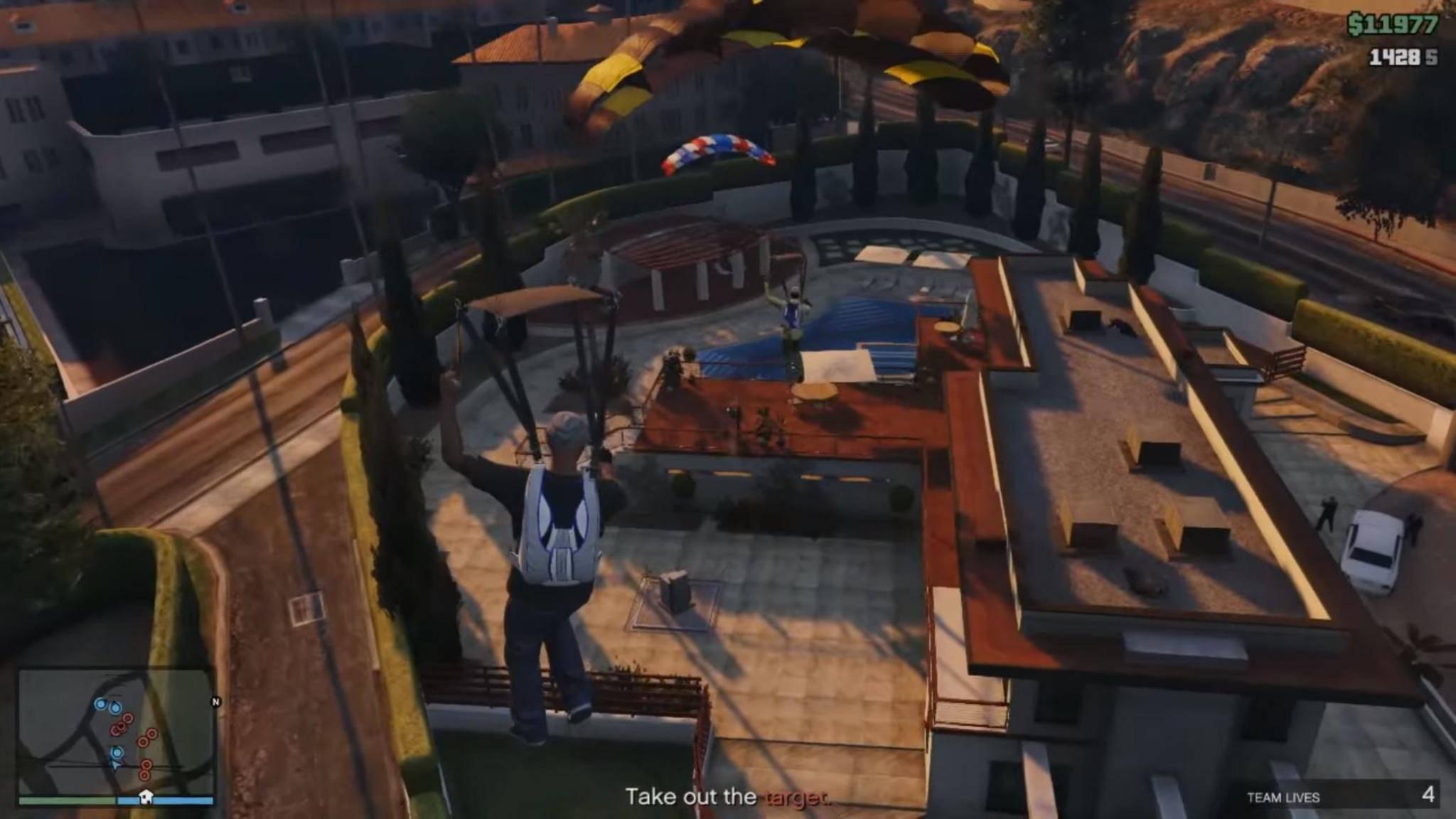 """Wird es gemeinsame Multiplayer-Sessions zwischen PS5 und Xbox Scarlett im nächsten """"GTA"""" geben?"""