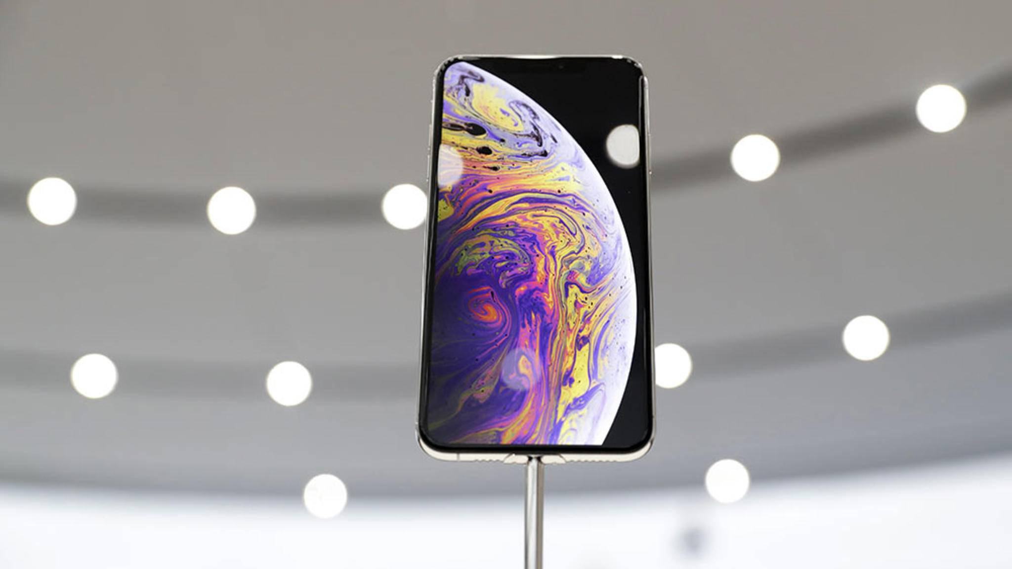 Die neuen iPhones 2018 tauchten jetzt in ersten Benchmark-Tests auf.