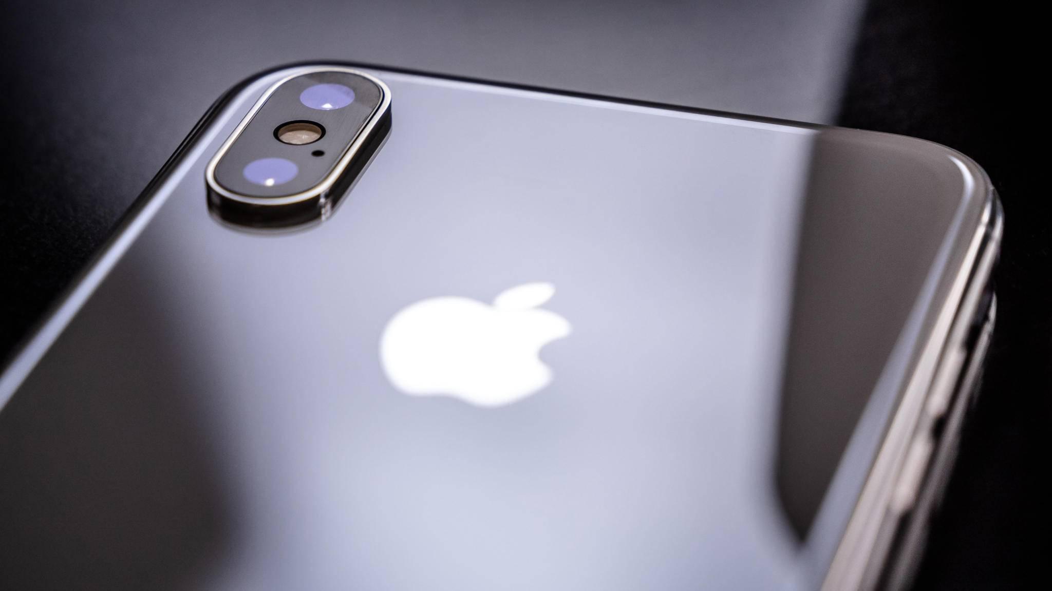 Das iPhone hat ein Problem mit Helium.