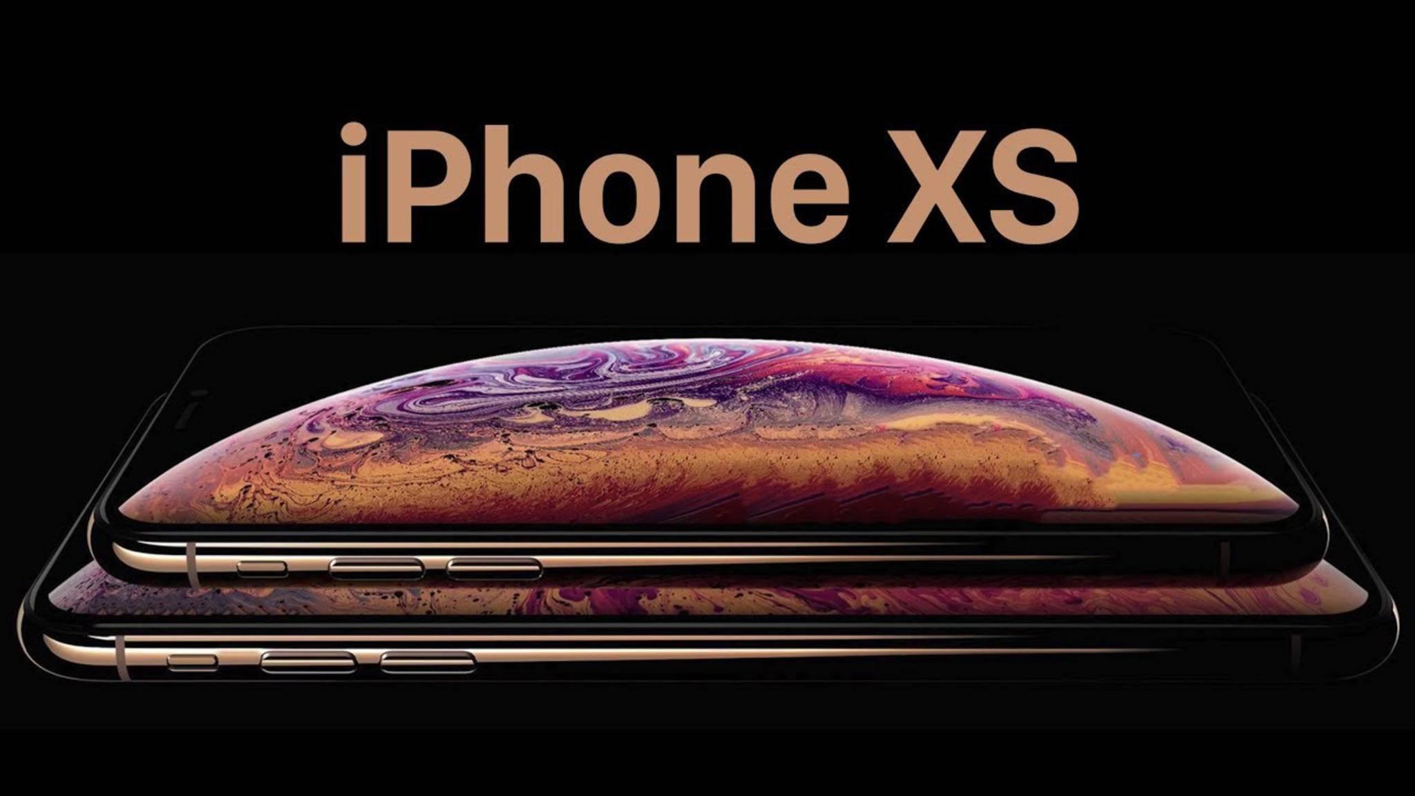 Apple sorgt im Falle des iPhone Xs mal wieder selbst für Leaks.