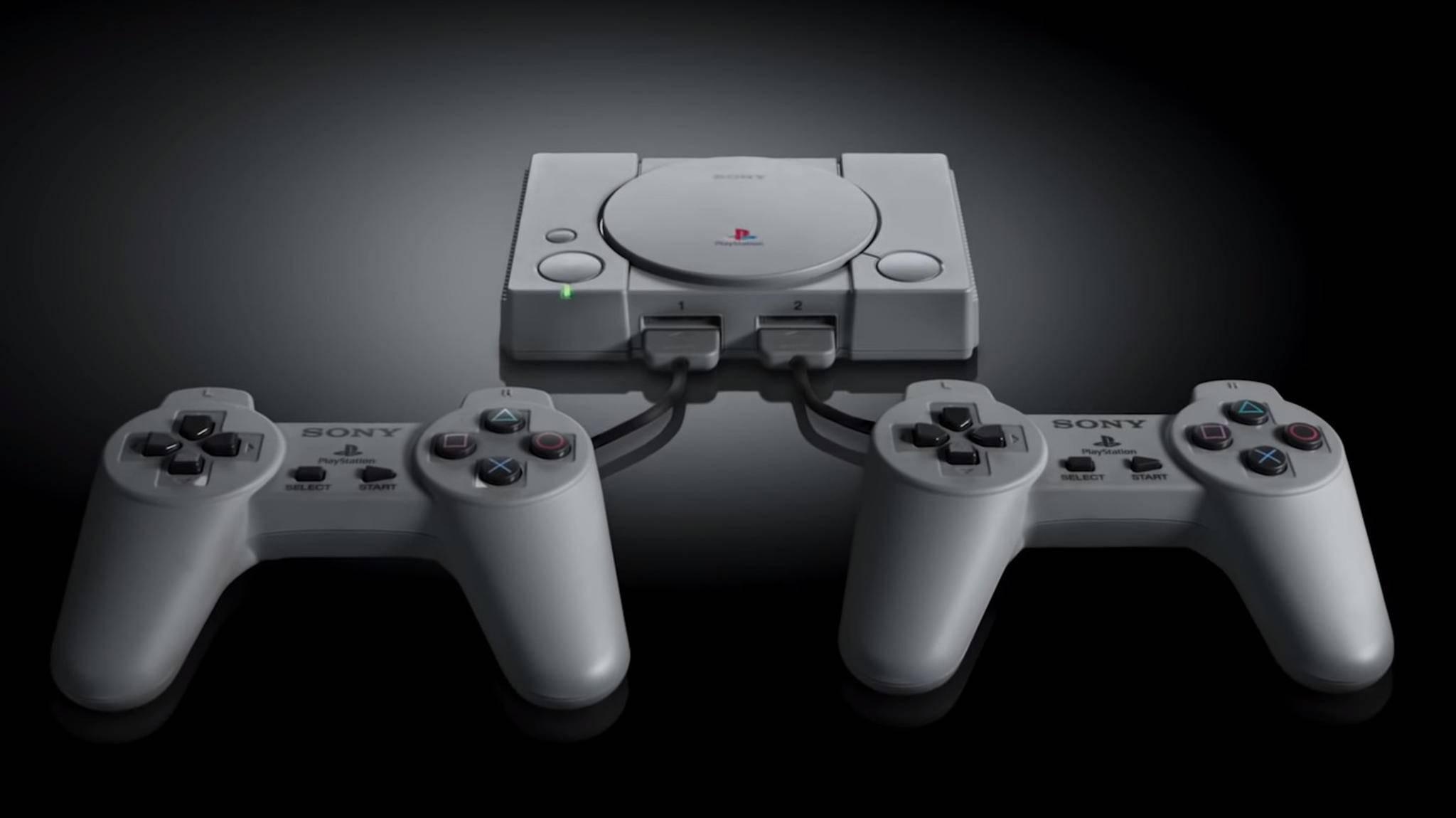 Schon Anfang Dezember erscheint die PlayStation Classic.