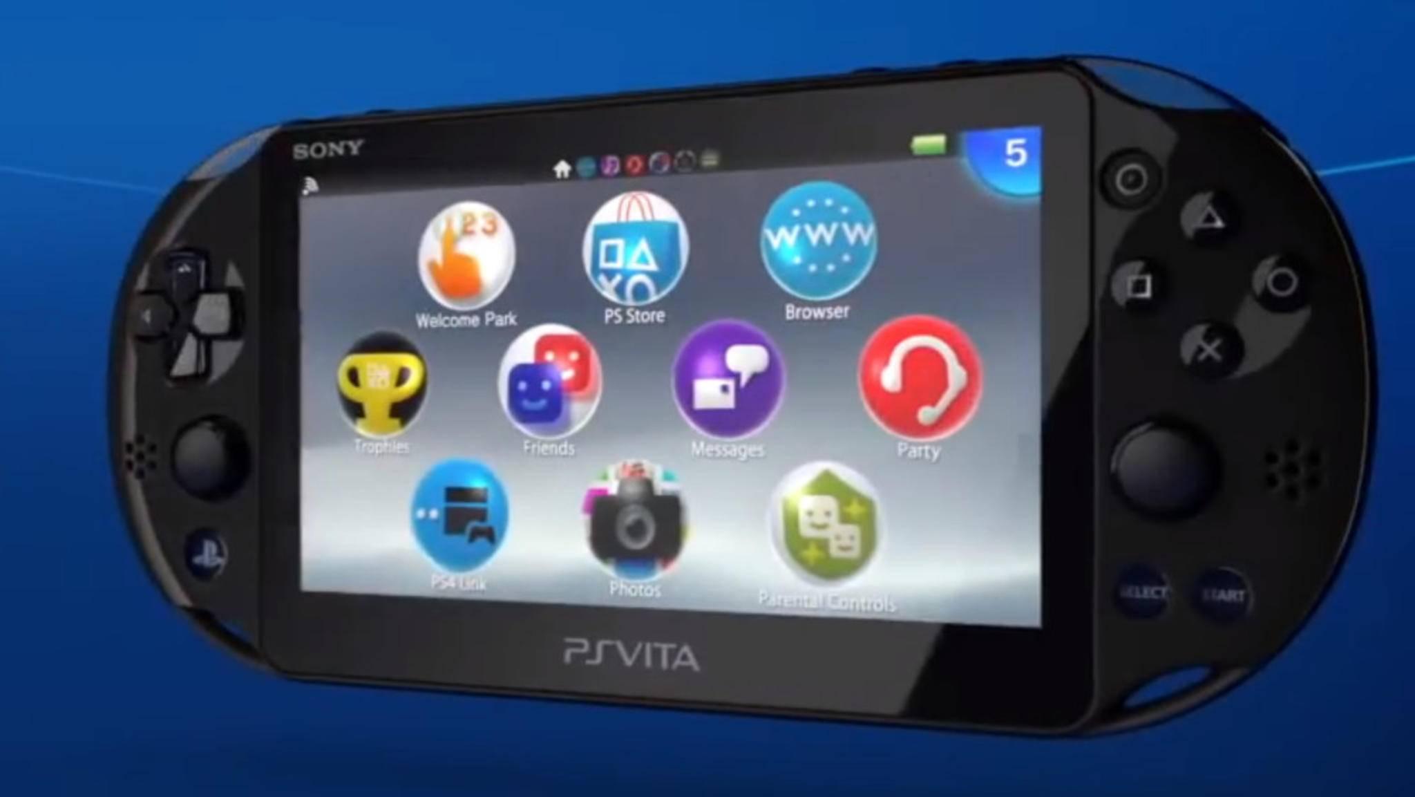 Die PlayStation Vita verschwindet 2019 aus den Regalen.