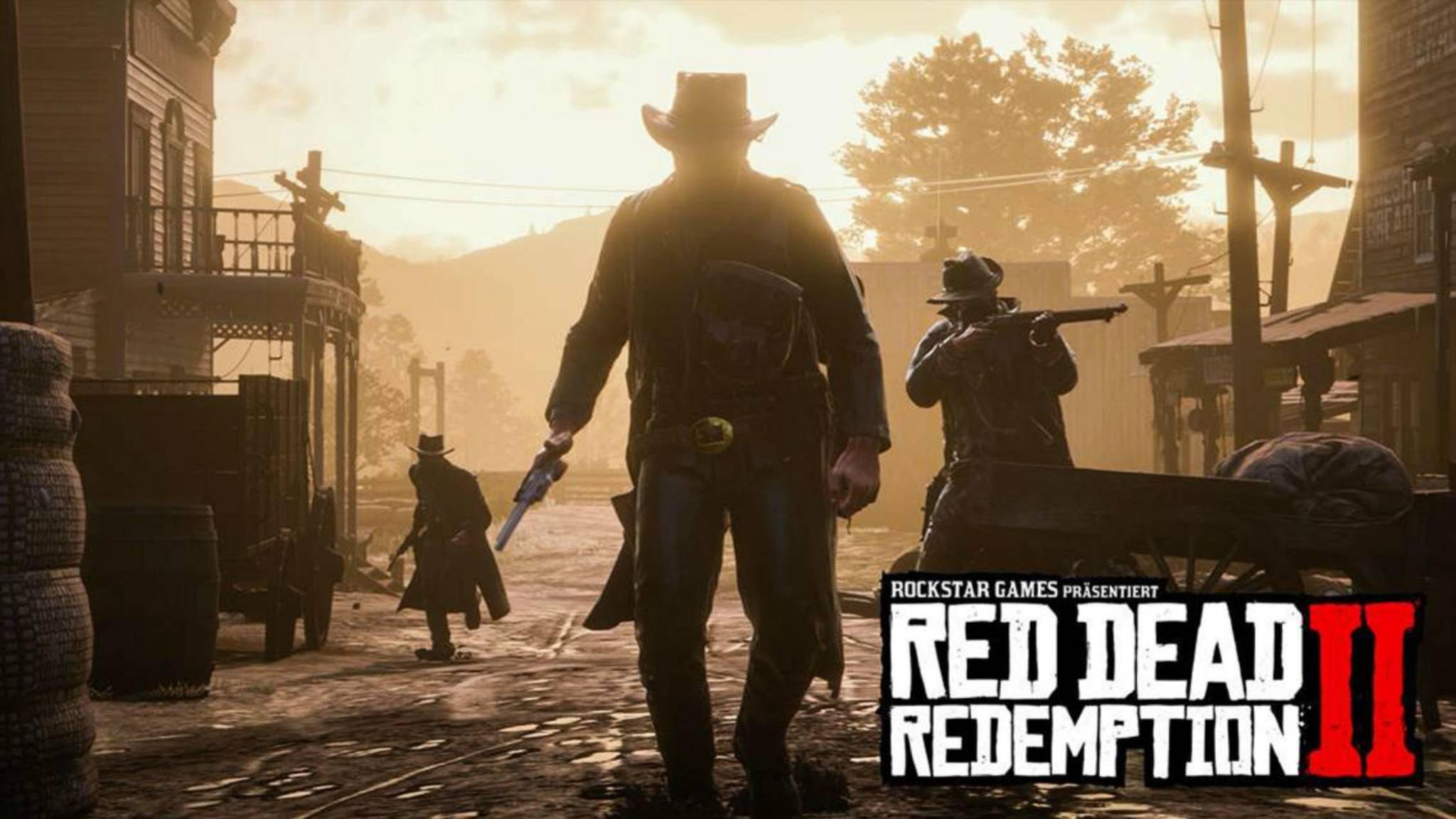 """Red Dead Online"" soll einen gesünderen Start hinlegen als zuvor ""GTA Online""."