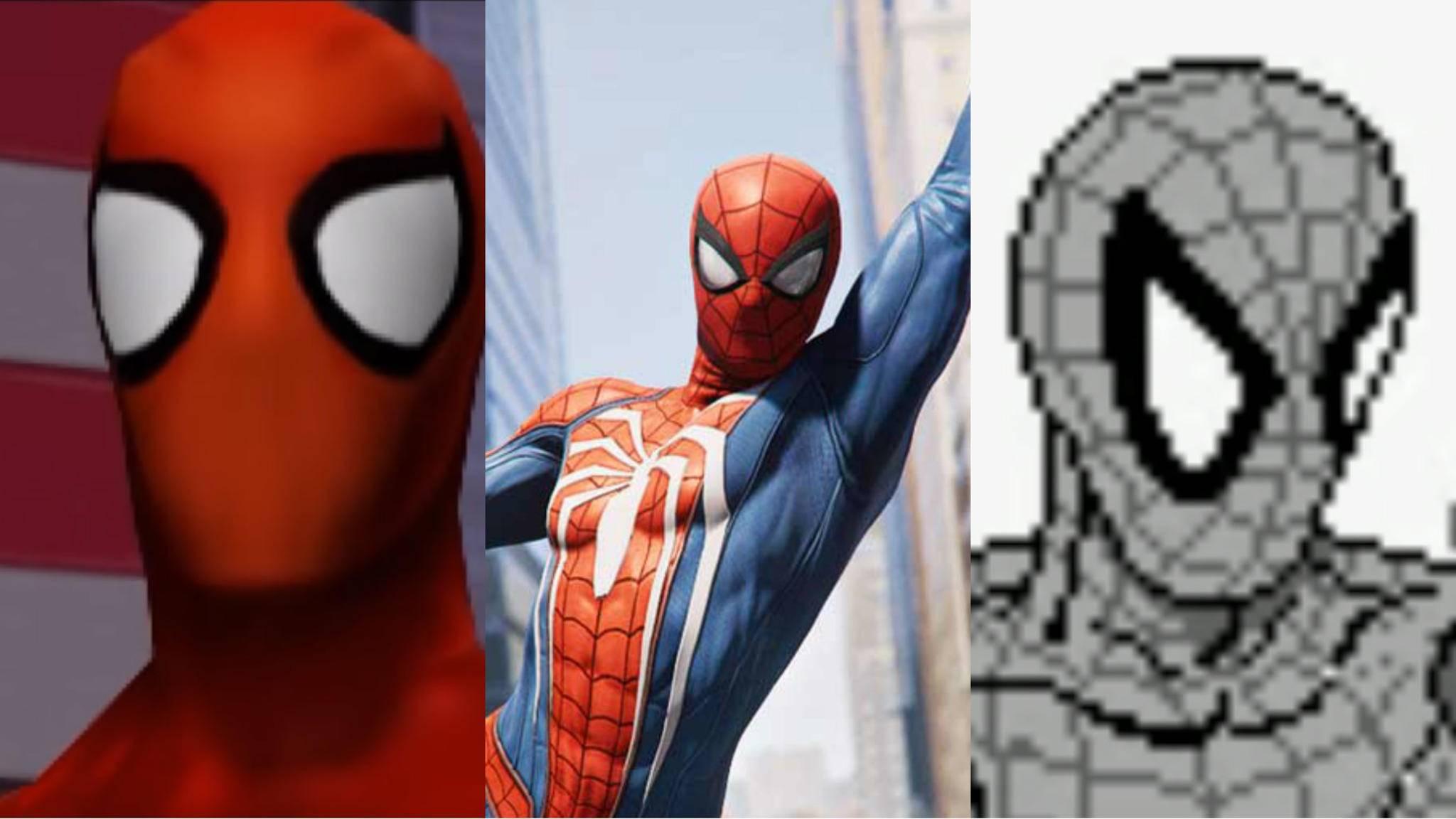 Mit Spider-Man durch die Jahre: 5 wichtige Superhelden-Videospiele.