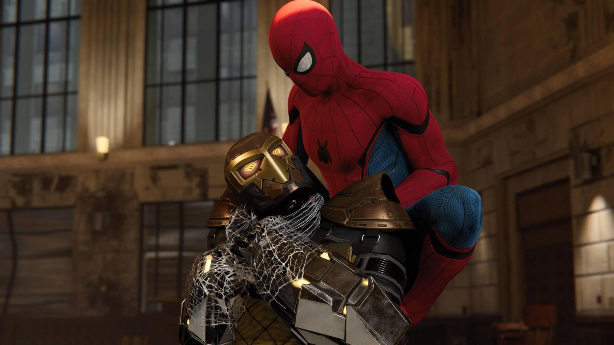 """Ein Easter Egg in """"Marvel's Spider-Man"""" ist nicht ganz so gut geglückt wie erhofft ..."""