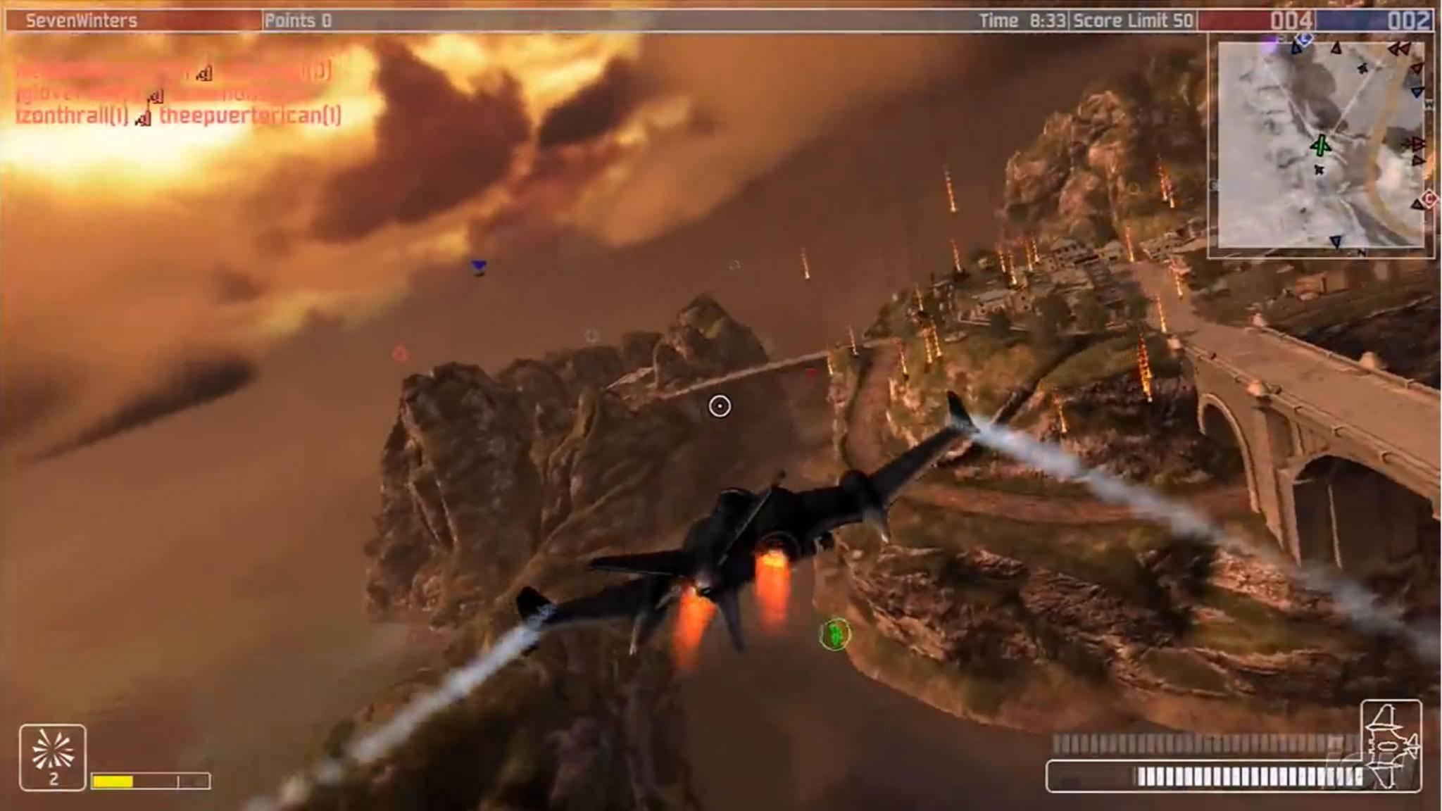 """Byebye, """"Warhawk"""": Der Online-Shooter wird auf der PS3 bald abgeschaltet."""