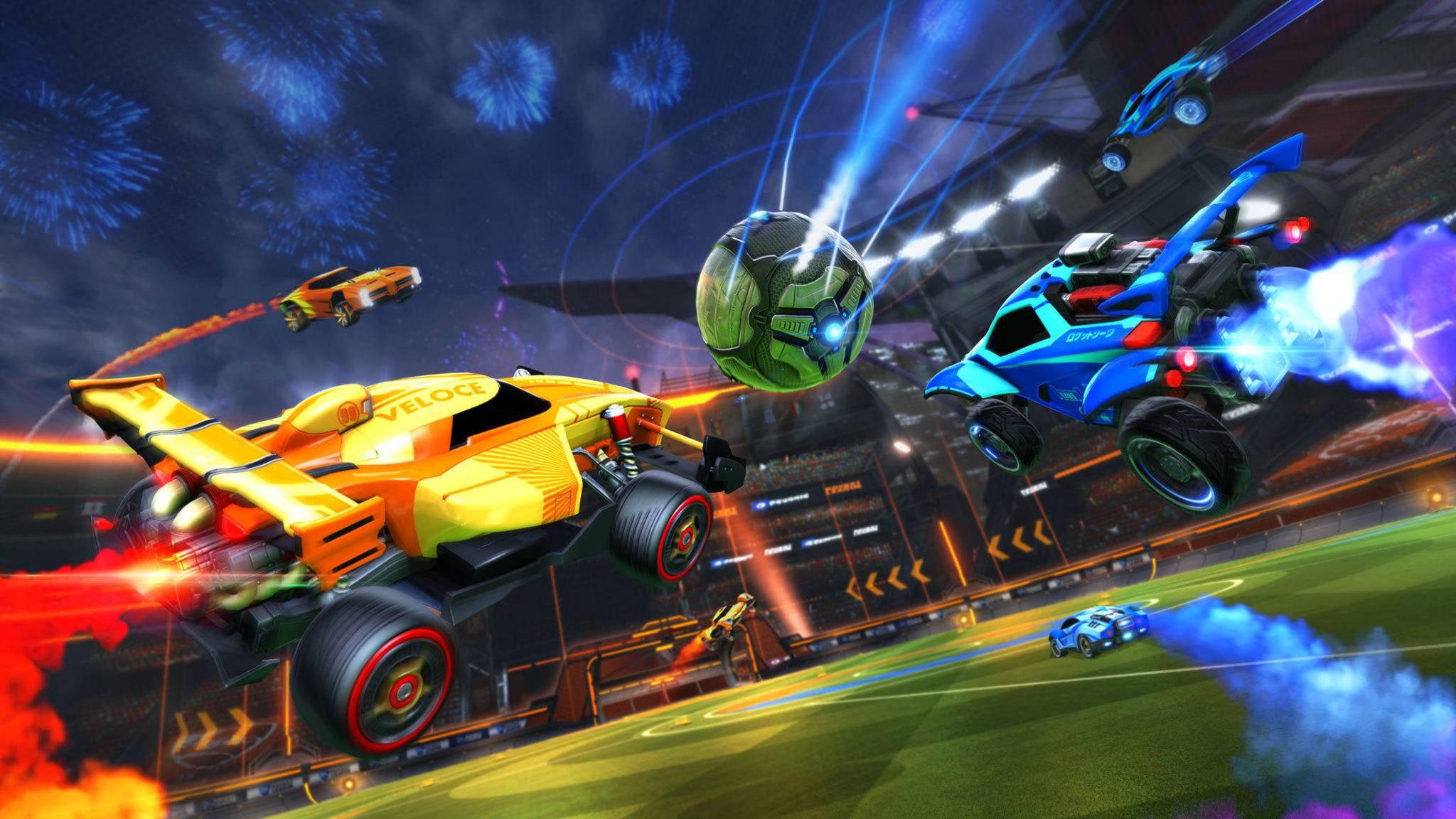 """Ein lange erwartetes Crossplay-Feature für """"Rocket League"""" kommt später."""