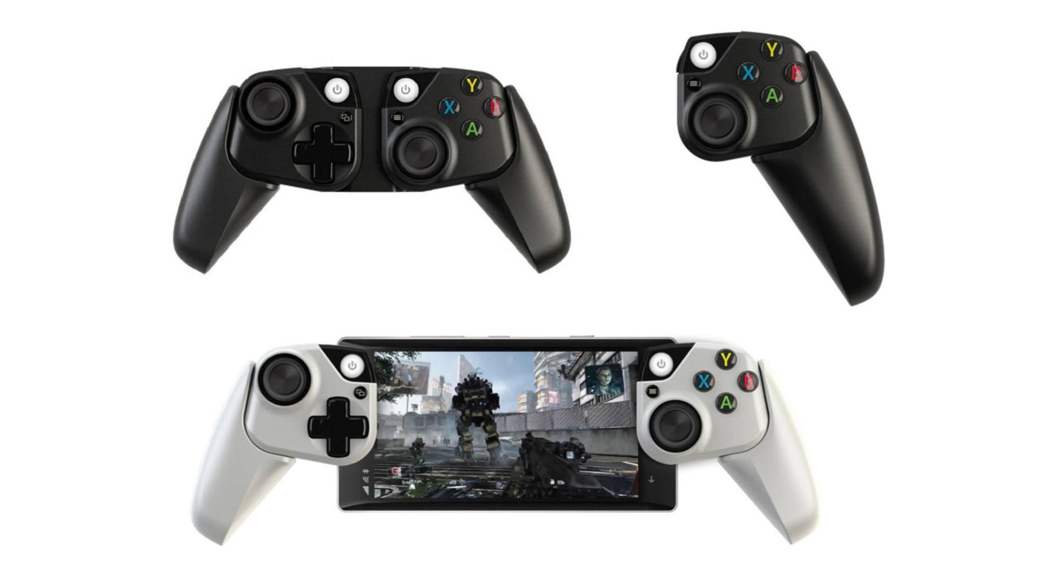 Wird Microsoft zum Start seines Game-Streamingdienstes auch einen speziellen Controller für Smartphones und Tablets veröffentlichen?