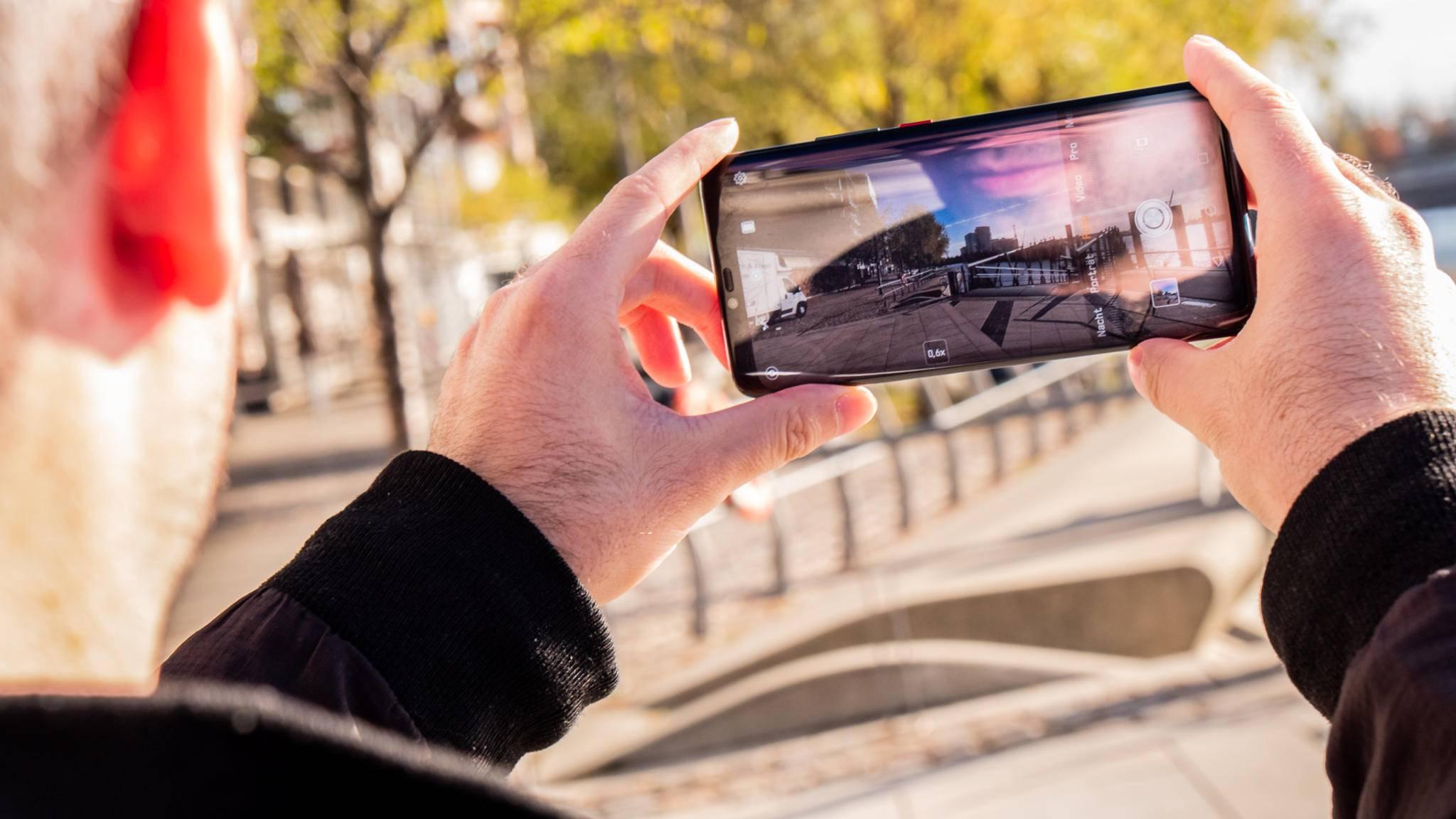 Das Huawei Mate 20 Pro zählt zu den besten Smartphones 2018.
