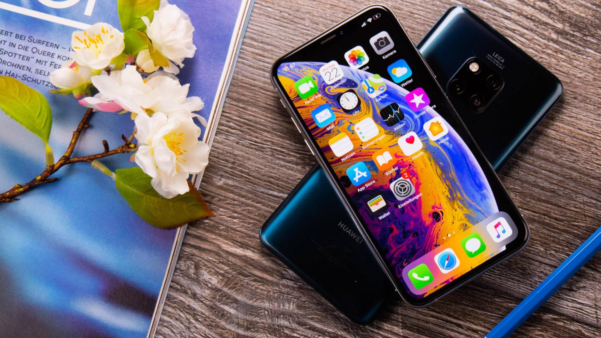 Mit dem Huawei Mate 20 Pro sind die Chinesen Apple ähnlicher als je zuvor.