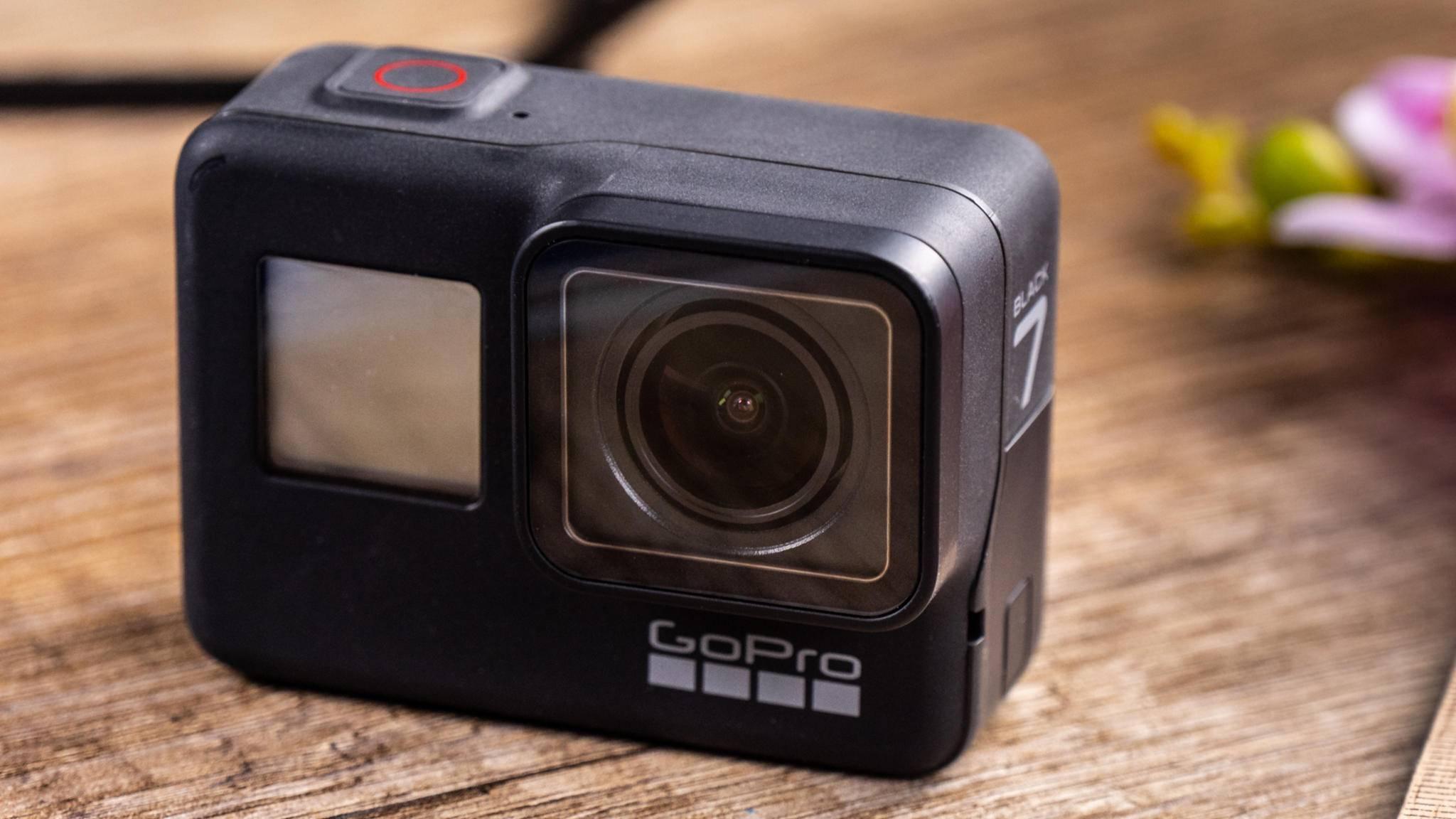 Lange müssen wir wohl nicht mehr auf den Nachfolger der GoPro Hero 7 Black warten.
