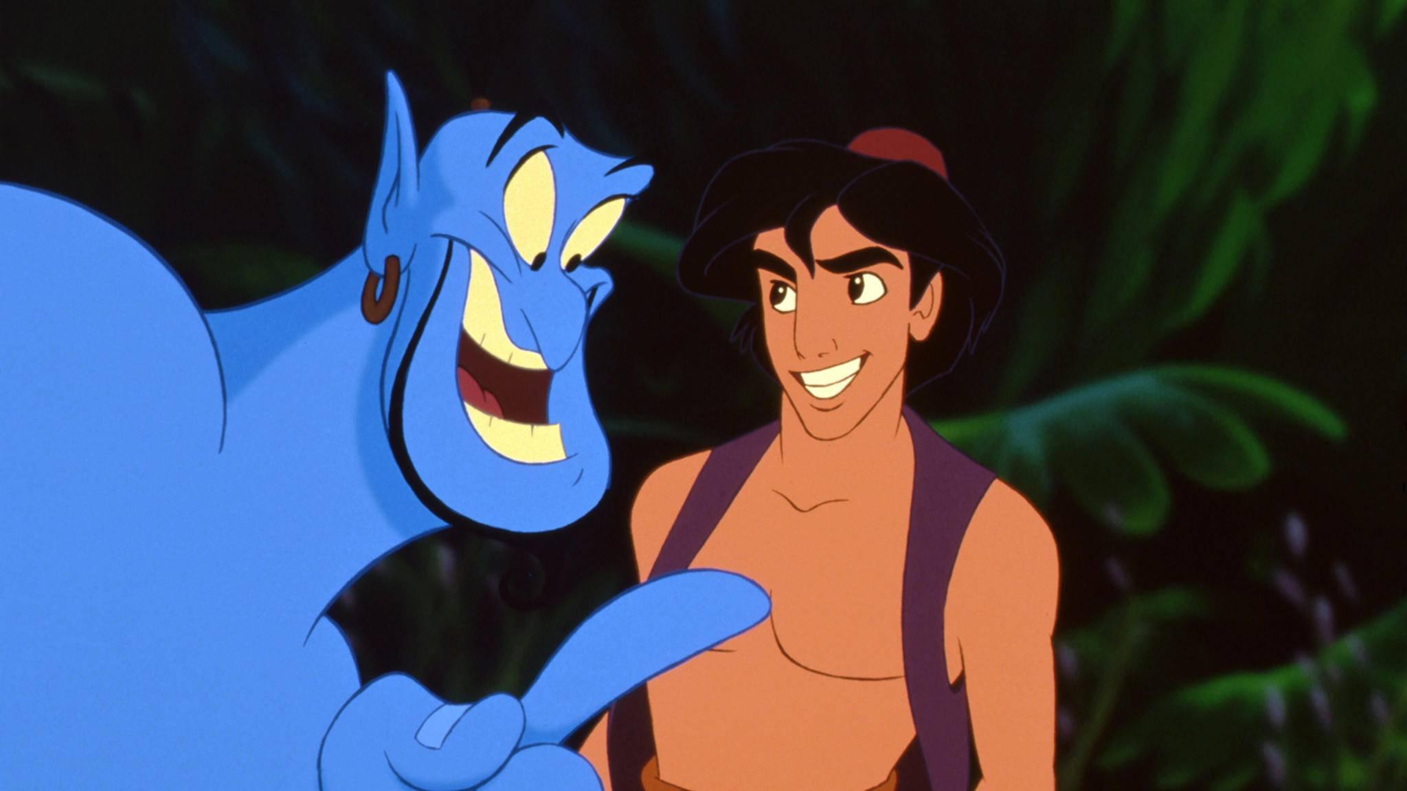 """Die Realverfilmung von """"Aladdin"""" lässt nicht mehr allzu lange auf sich warten."""
