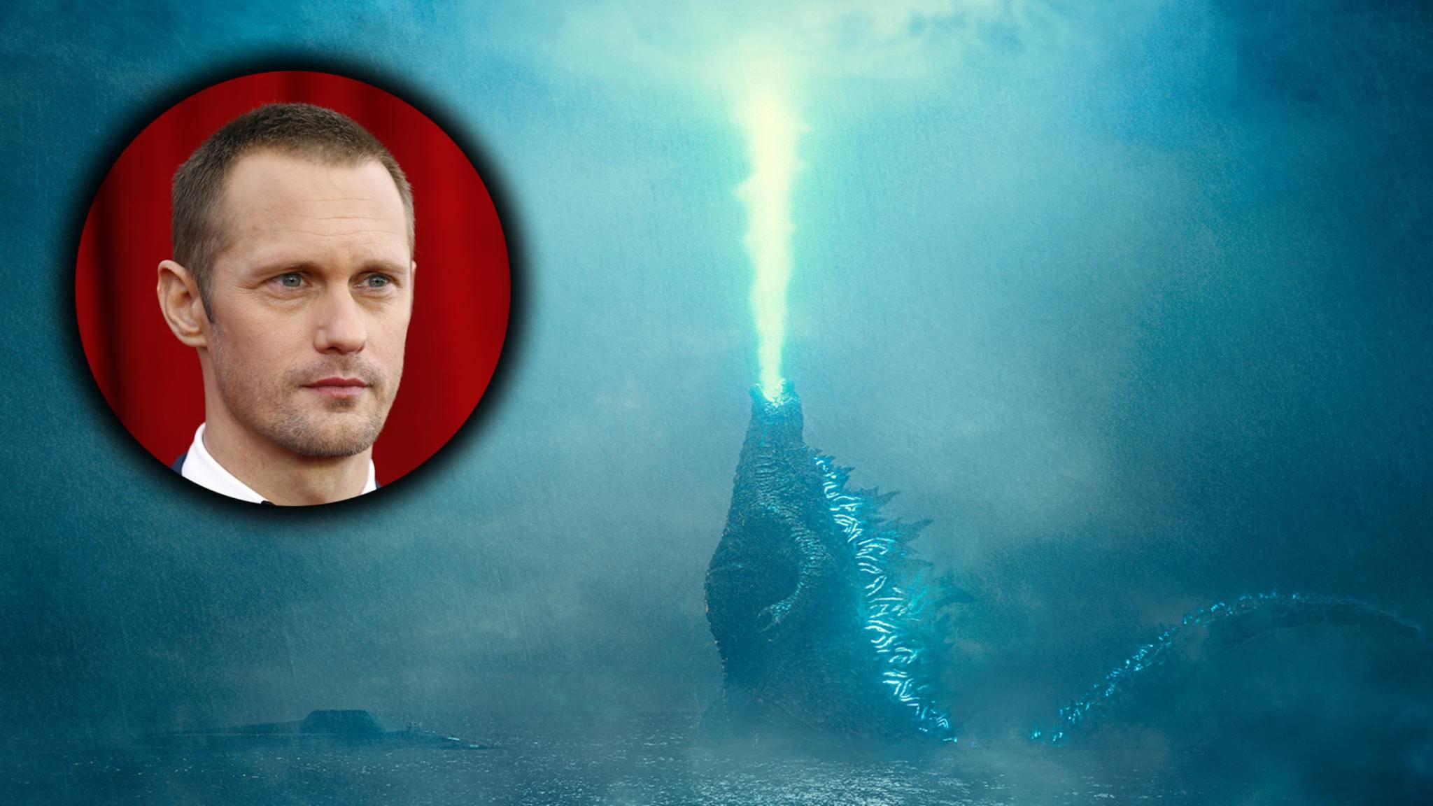 Godzilla macht sich bereit: Bald nimmt er es mit King Kong auf.