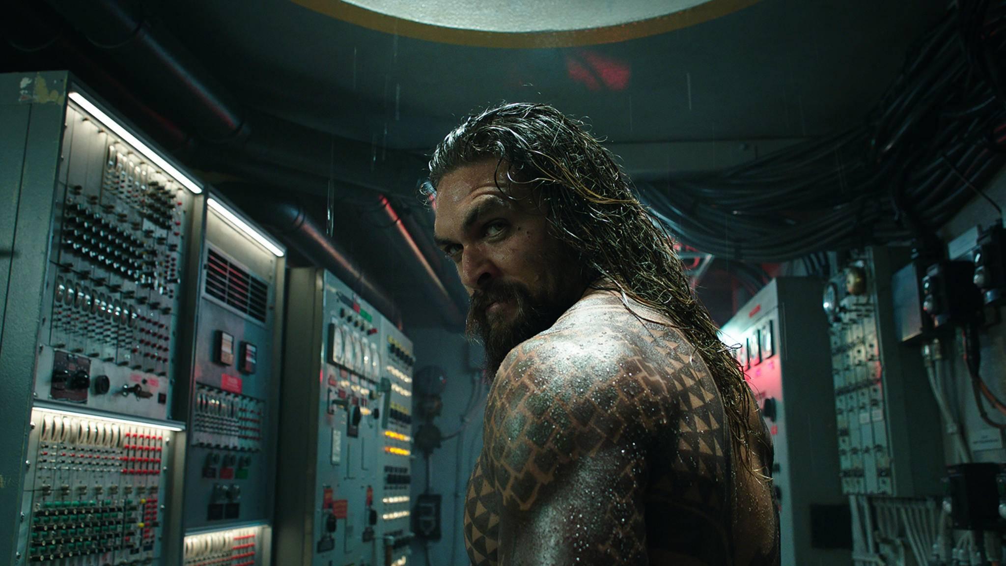 """Keine Chance auf einen Oscar: """"Aquaman""""."""