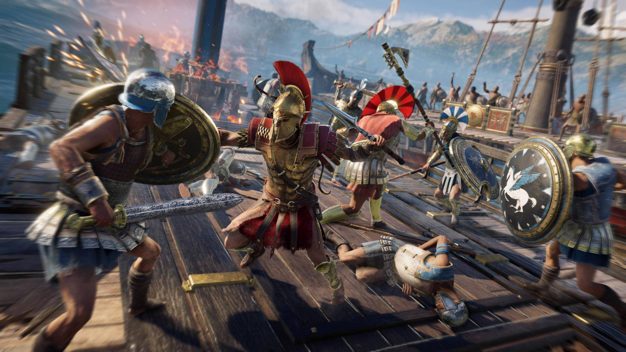 """Mit """"Assassin's Creed Odyssey"""" schafft es Ubisoft, das geniale """"Assassin's Creed Origins"""" noch zu übertreffen."""