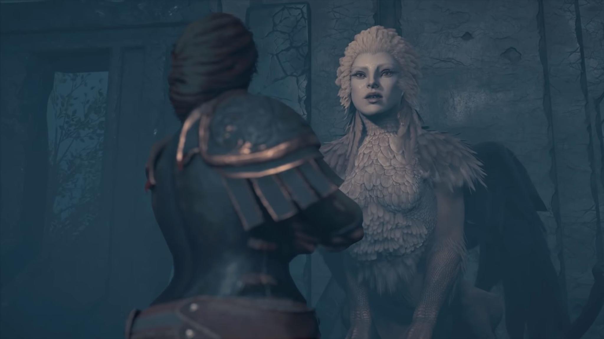 """Die Sphinx in """"Assassin's Creed Odyssey"""" hat drei knifflige Rästel für Dich. Wir haben die Antworten."""