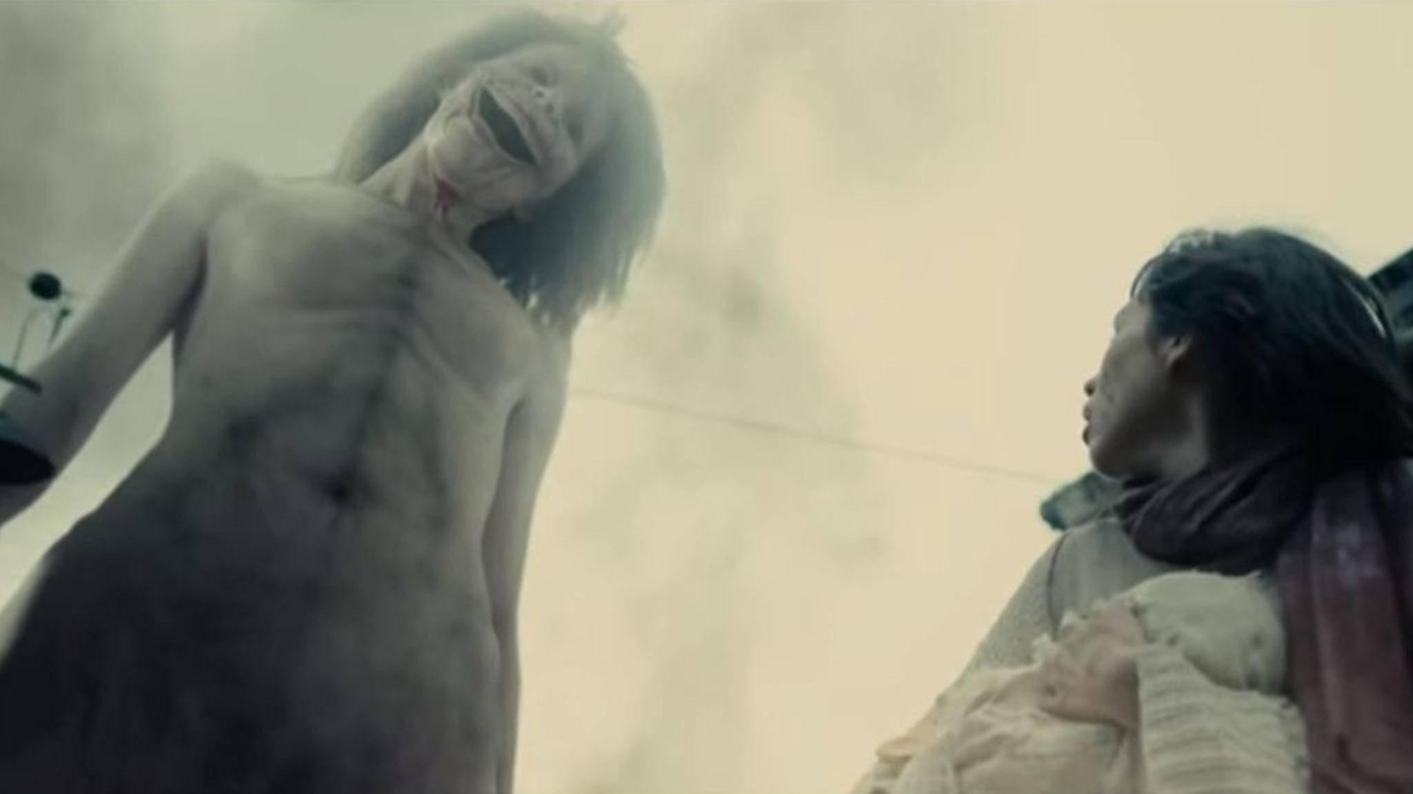 """2015 gab es bereits eine japanische Live-Action-Adaption von """"Attack on Titan"""". Jetzt folgt die US-Version."""