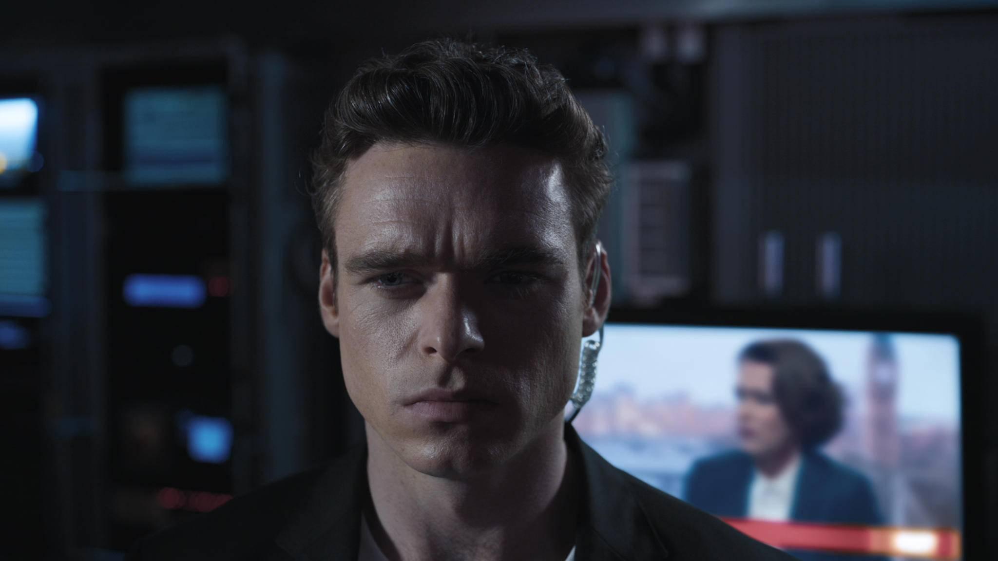 """Richard Madden gibt in der Miniserie """"Bodyguard"""" den Titelhelden, ..."""