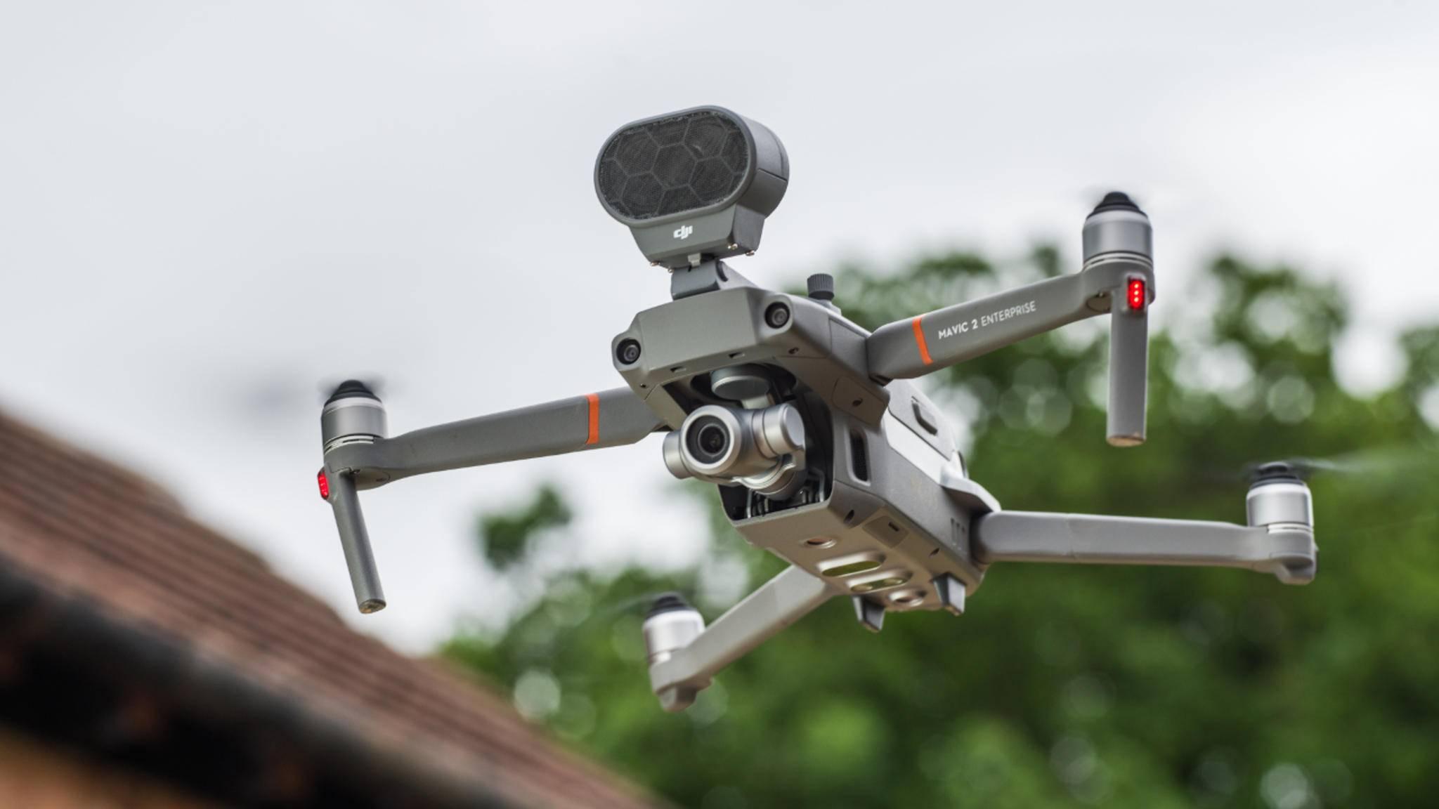 DJI-Drohnen litten bis kürzlich noch unter einer schweren Sicherheitslücke, die jetzt aber endlich geschlossen wurde.