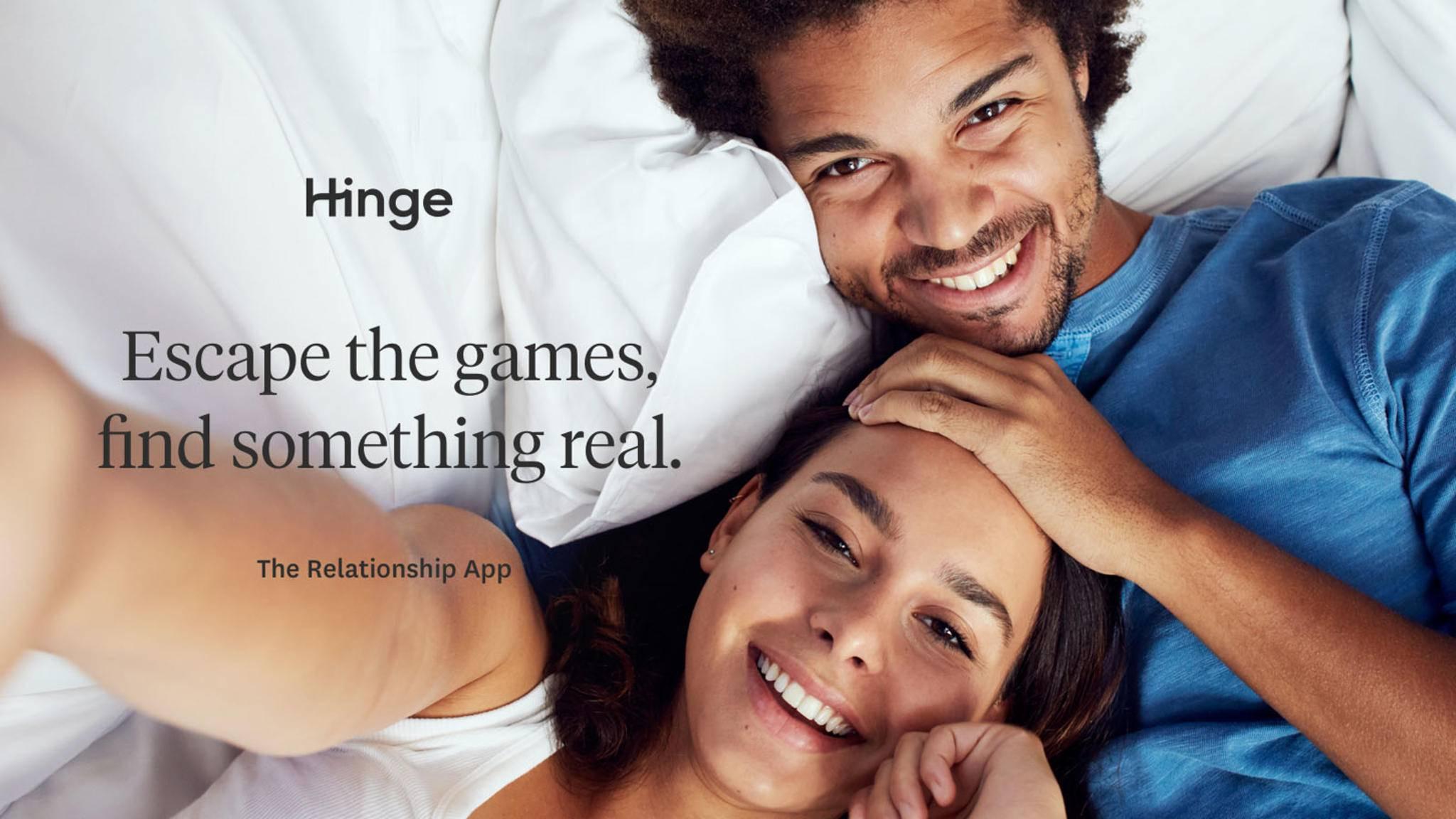 Die Dating-App Hinge will künftig den Erfolg seiner vermittelten Dates messen.