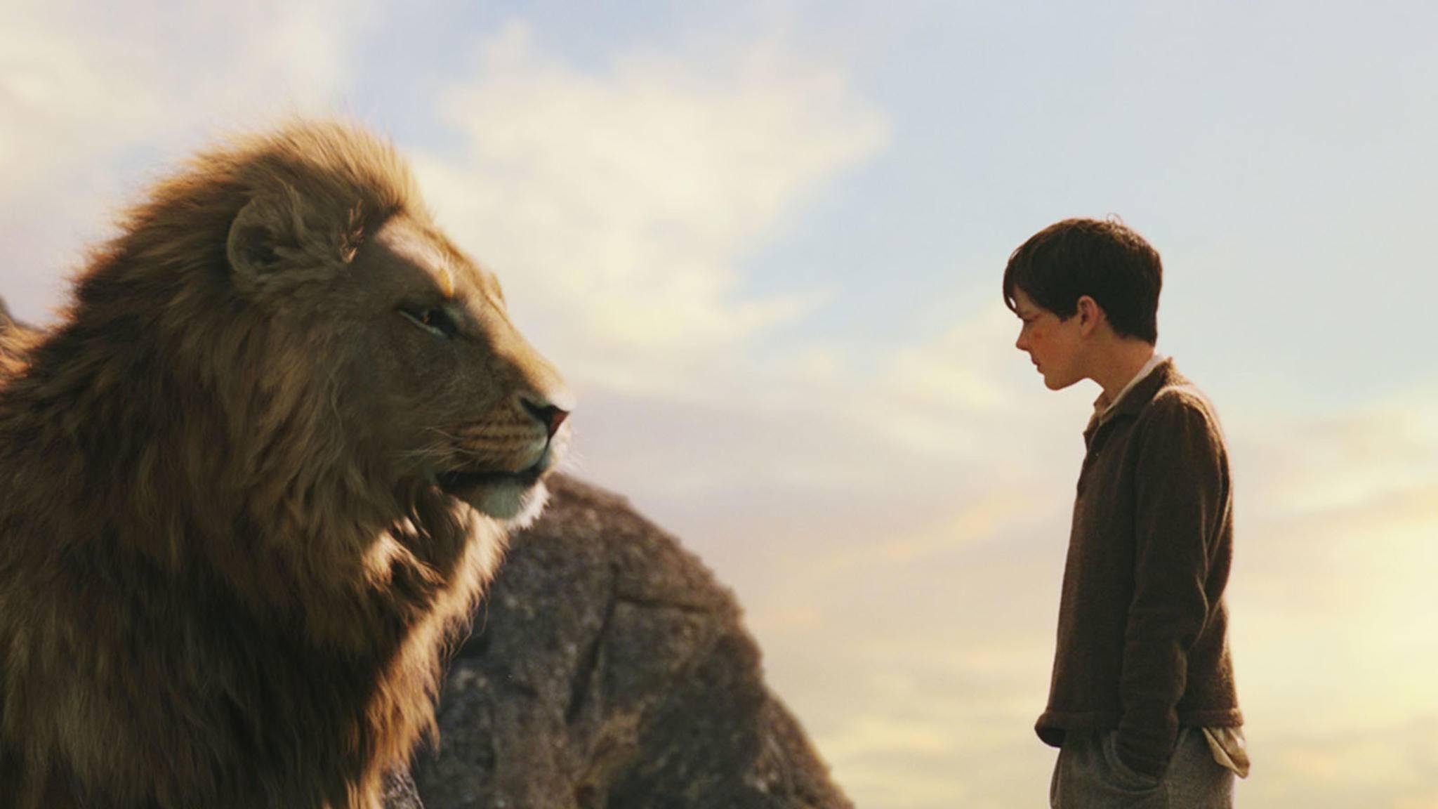 Löwe Aslan kehrt auf Netflix zurück.