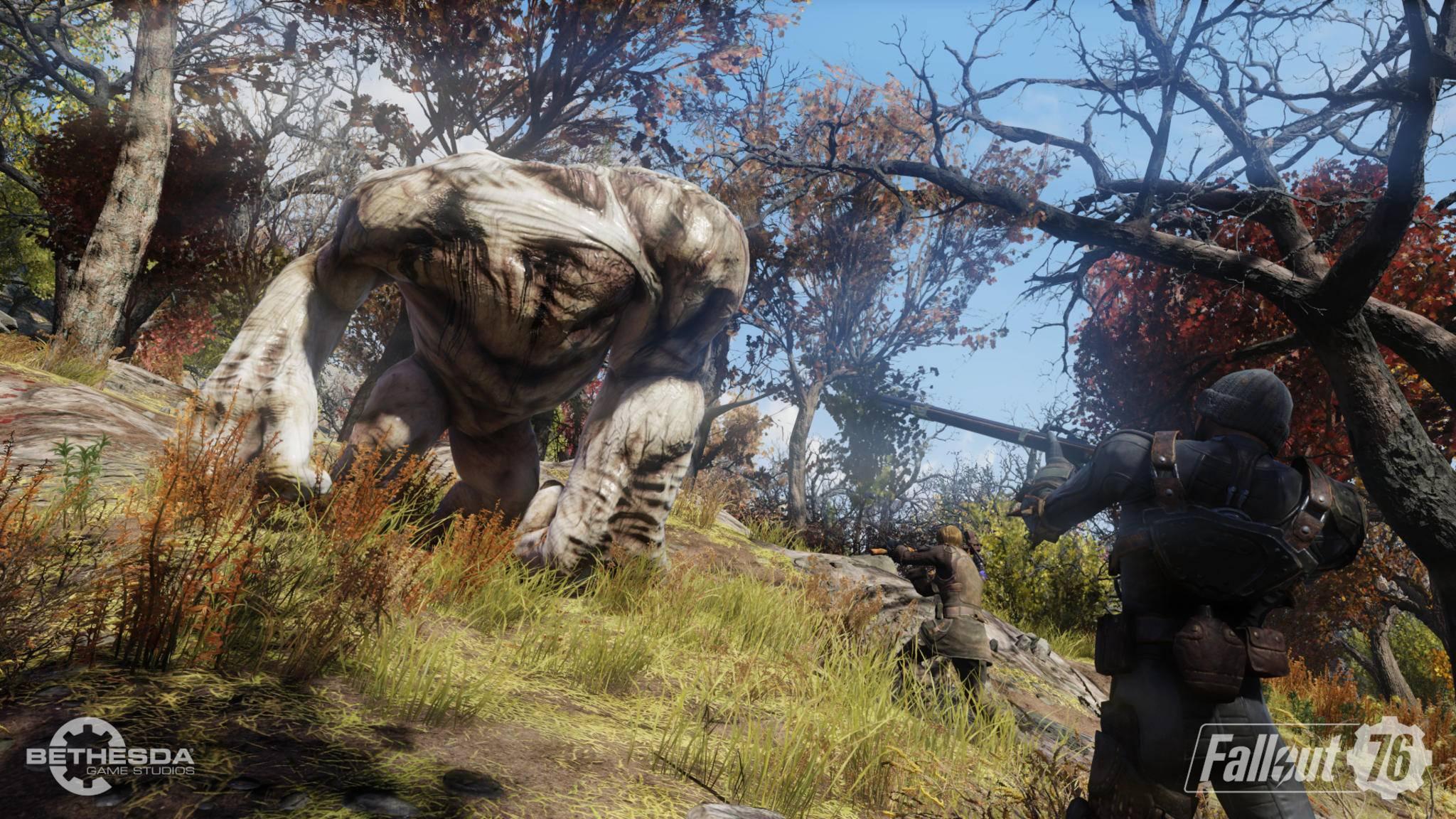 """In """"Fallout 76"""" haben Spieler nicht nur mit ärgerlichen Bugs zu kämpfen."""