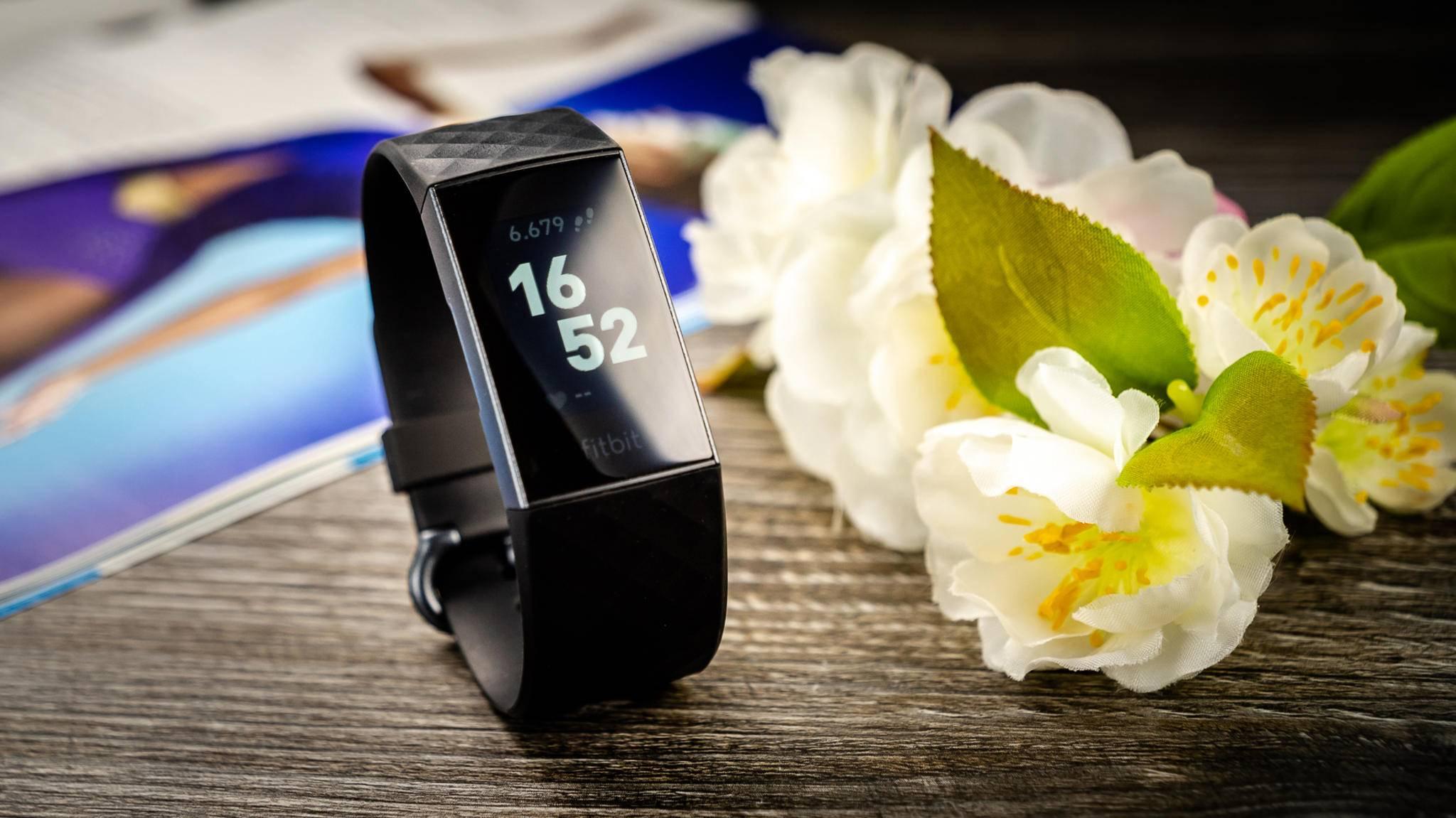 Der Fitbit Charge 4 soll genauso wie sein Vorgänger (Foto) aussehen.