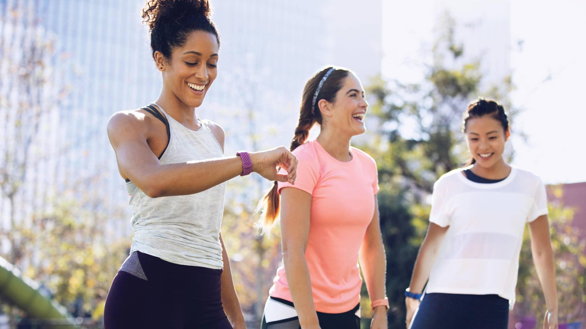 Der Fitbit Charge 3 wird für Läufer in Zukunft noch interessanter.