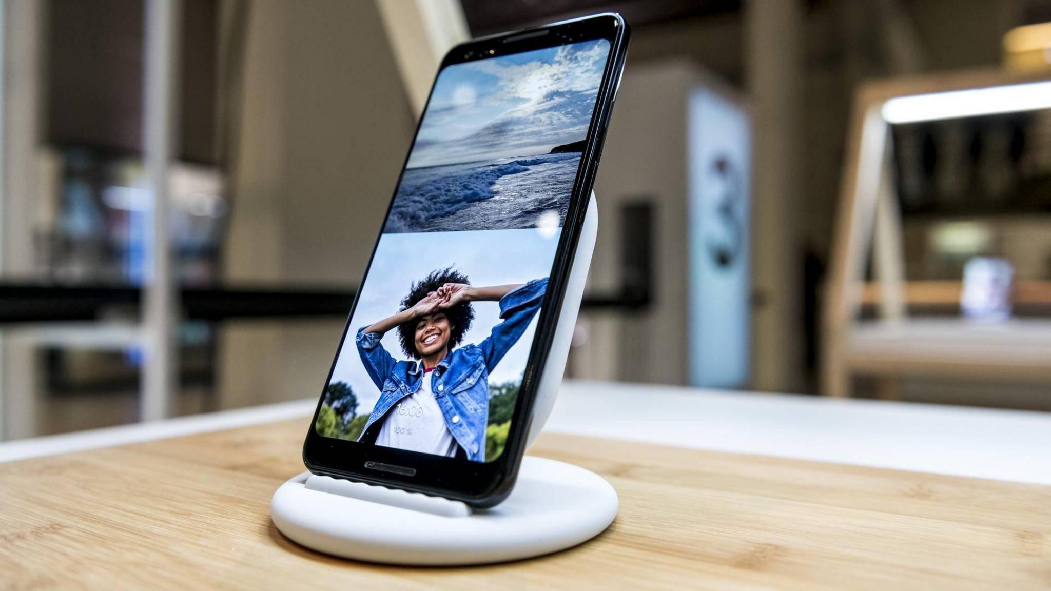 Das Google Pixel 3 bekommt schon bald offiziell den Nachtsicht-Modus.