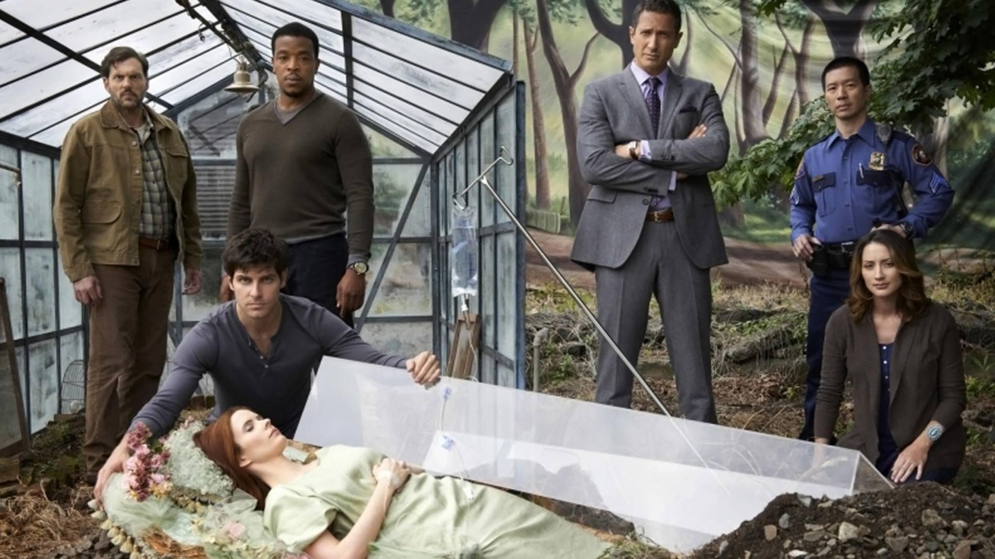 """NBC will """"Grimm"""" wiederbeleben – durch ein Spin-off."""