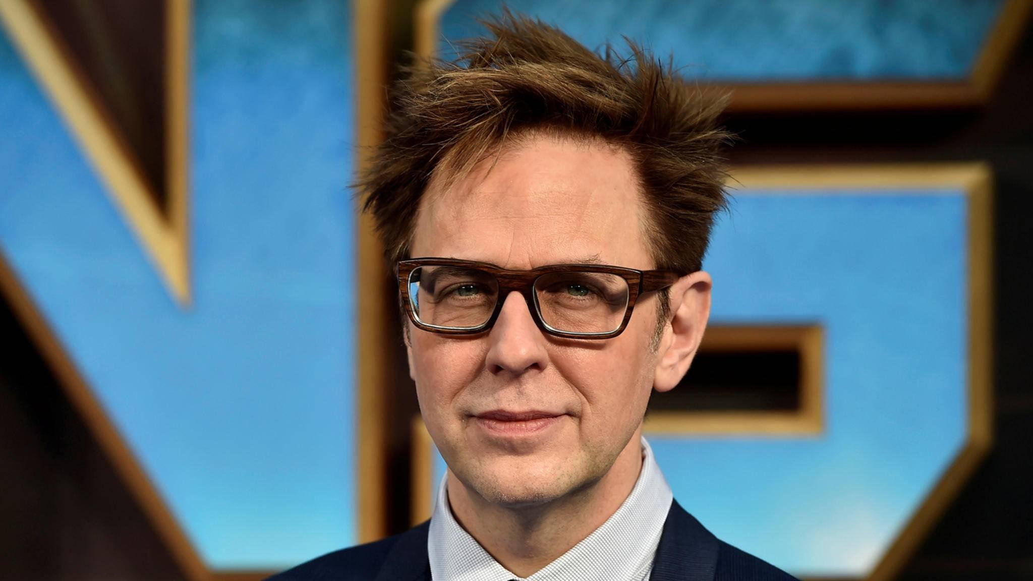 """Von den """"A-Holes"""" zu """"den Bösen"""": James Gunn soll """"Suicide Squad 2"""" drehen."""