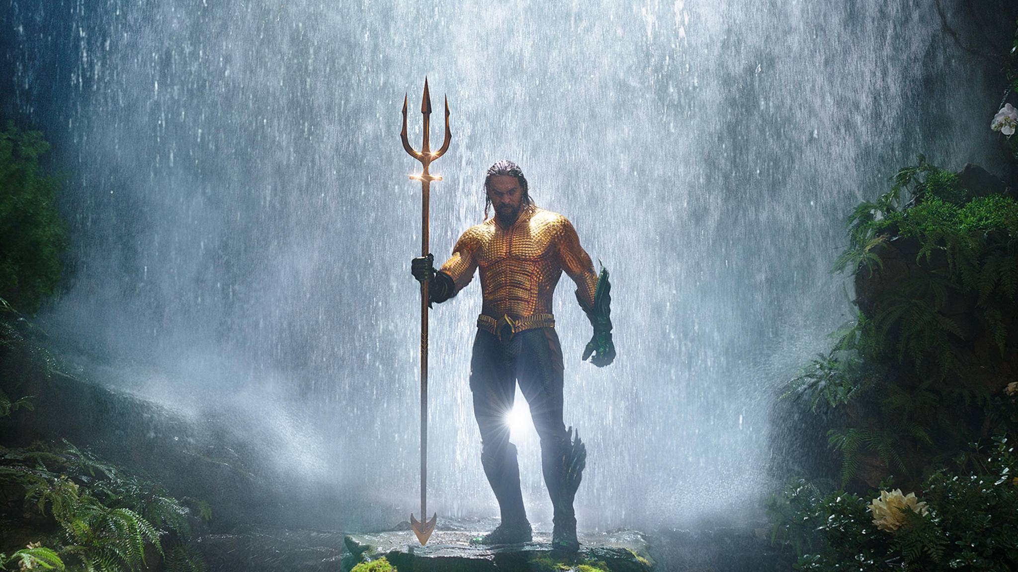 """""""Aquaman"""" kann sich sehen lassen!"""