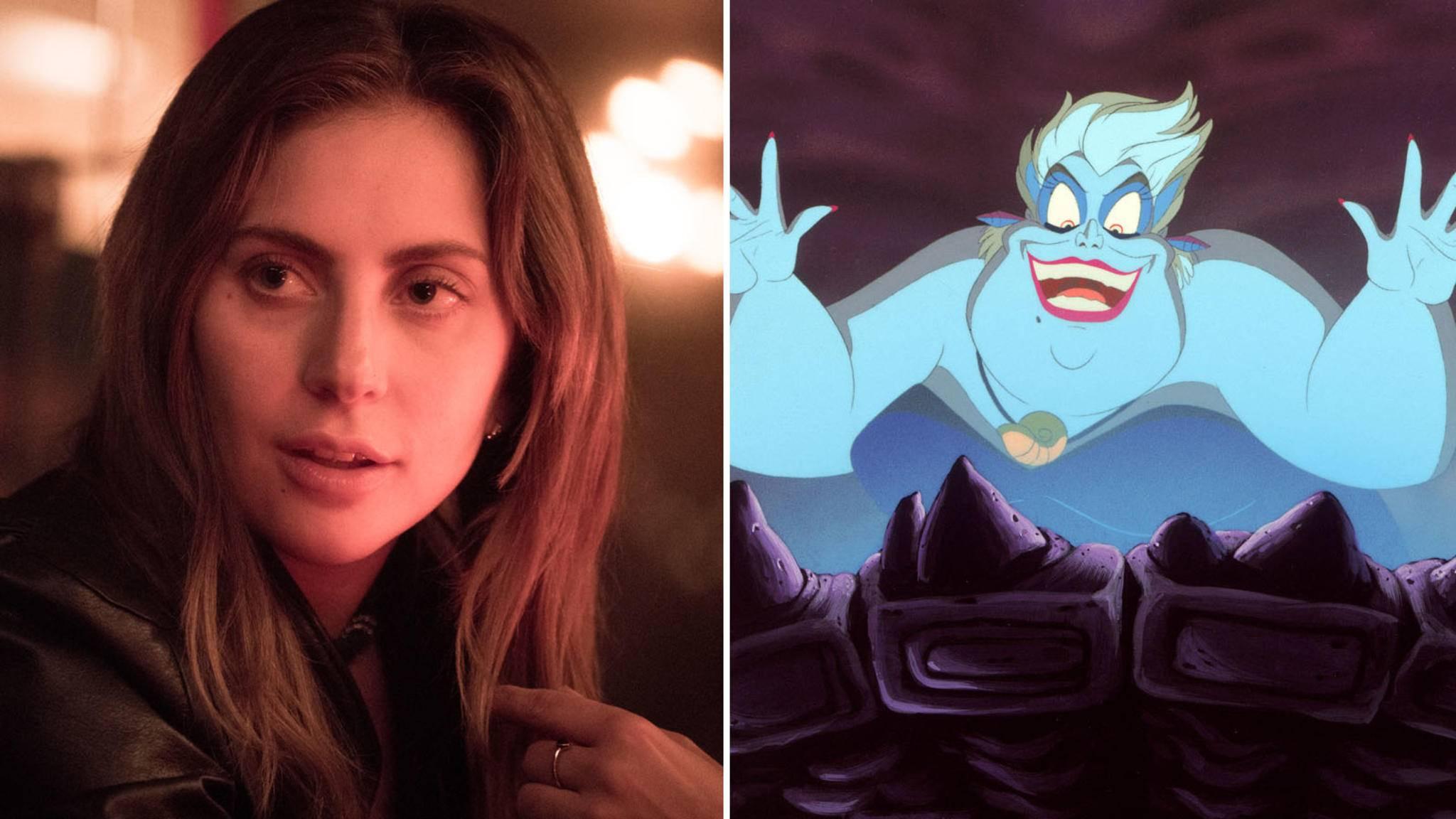 Sehen wir Lady Gaga bald als fiese Disney-Schurkin?