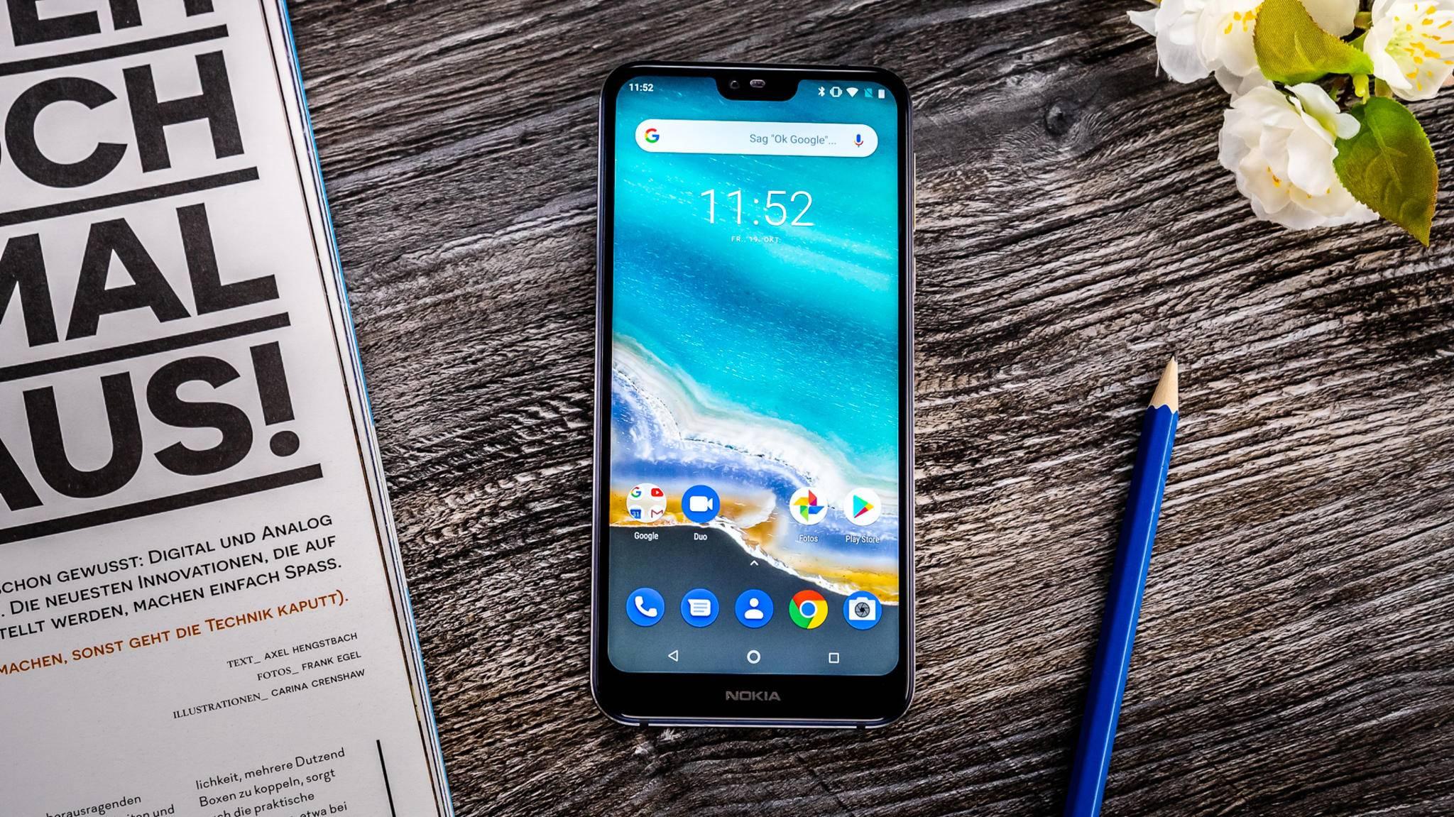Mit dem Nokia 7.1 zieht HDR in die Smartphone-Mittelklasse ein.