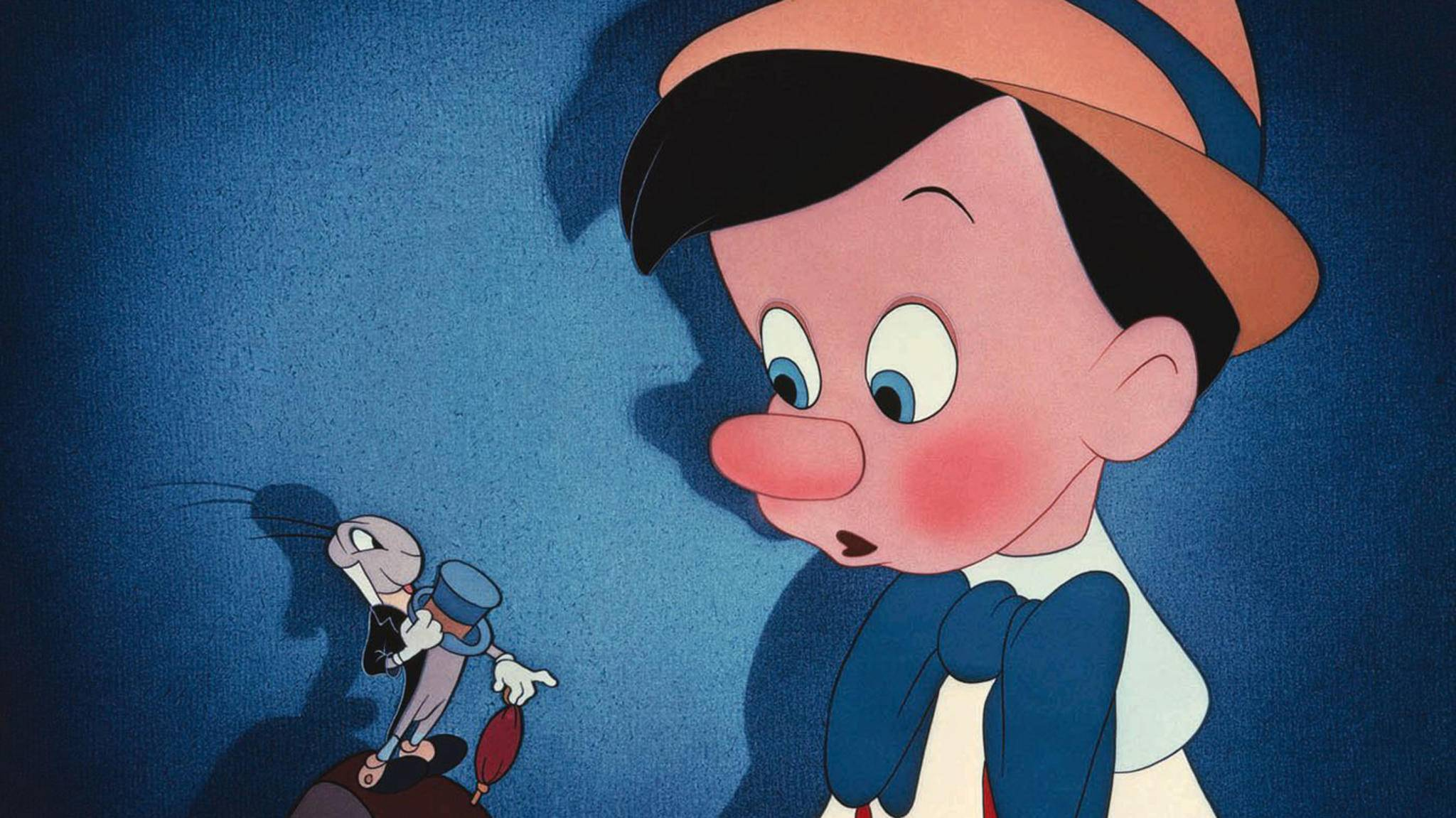 Für Netflix haucht Guillermo del Toro der Holzpuppe Pinocchio neues Leben ein.