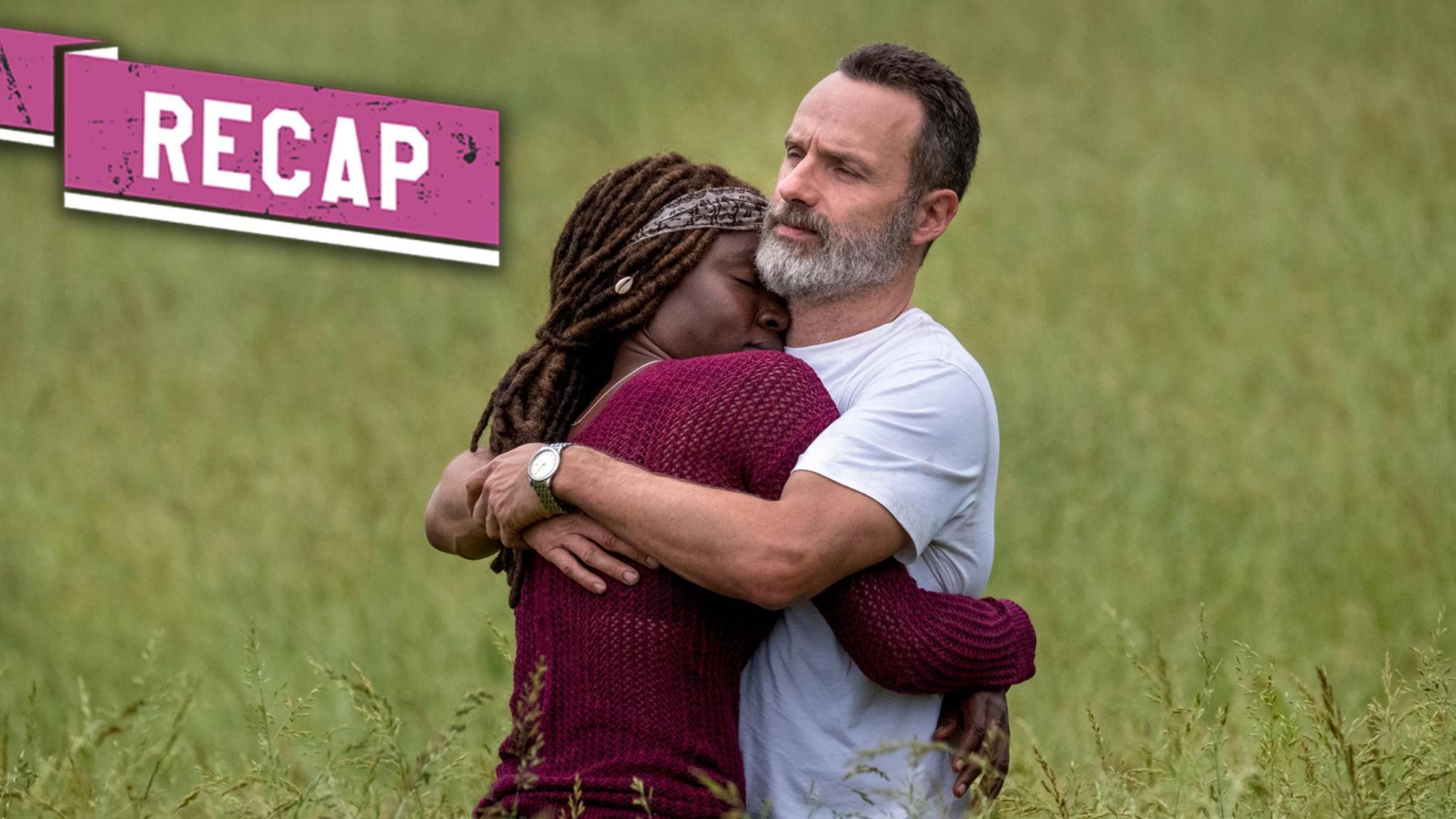 """In Episode 1 der neunten """"The Walking Dead""""-Staffel ist (vorerst) heile Welt angesagt."""