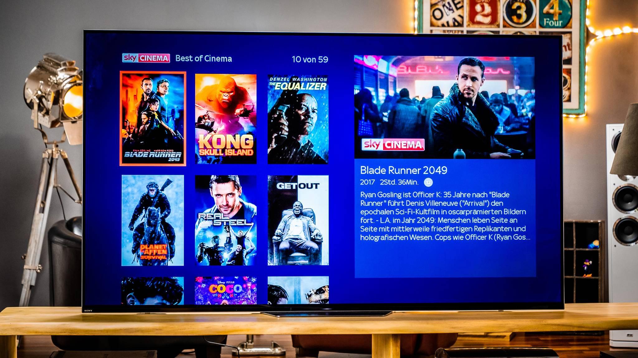Mehr Flexibilität, günstigere Preise und HD inklusive: Sky reagiert auf den Konkurrenzdruck.