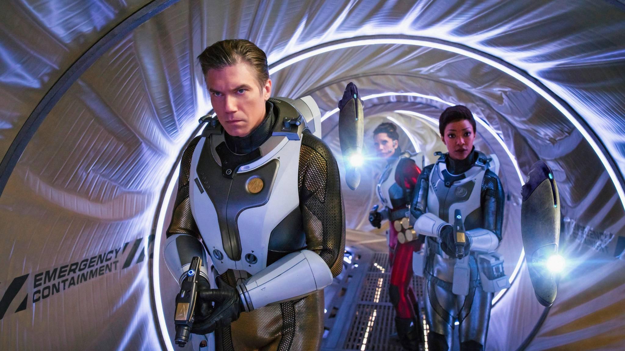 """Wer gehört eigentlich zum Cast von """"Star Trek: Discovery""""?"""