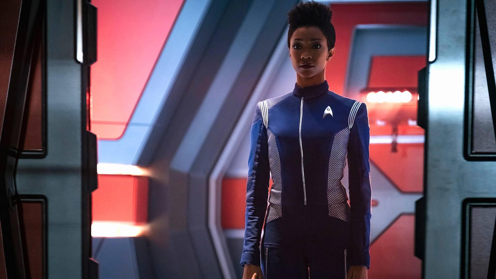 Wird Commander Michael Burnham zum neuen Captain der Discovery ernannt?