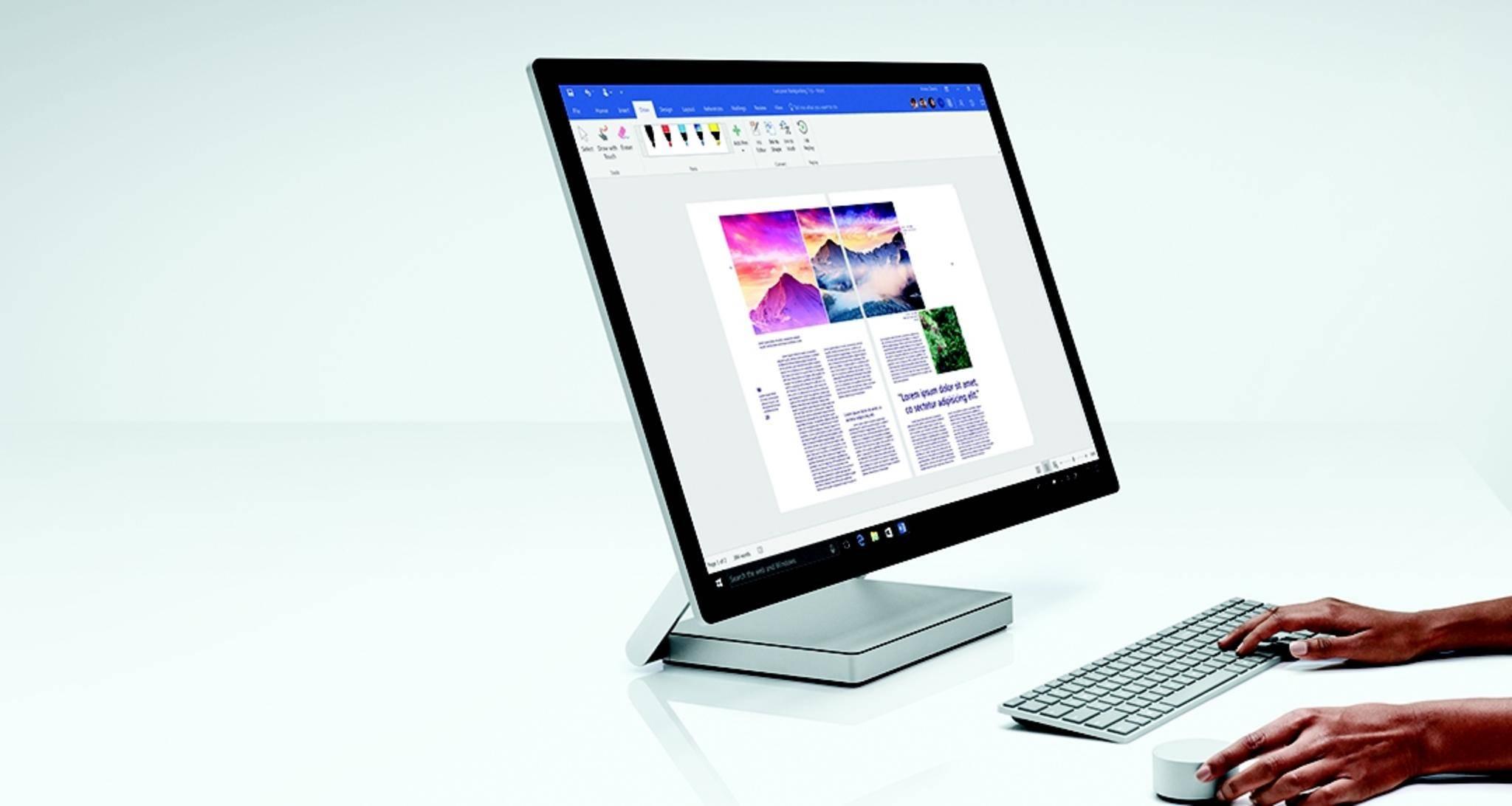 Bald gibt es das Surface Studio 2 auch in Deutschland zu kaufen.