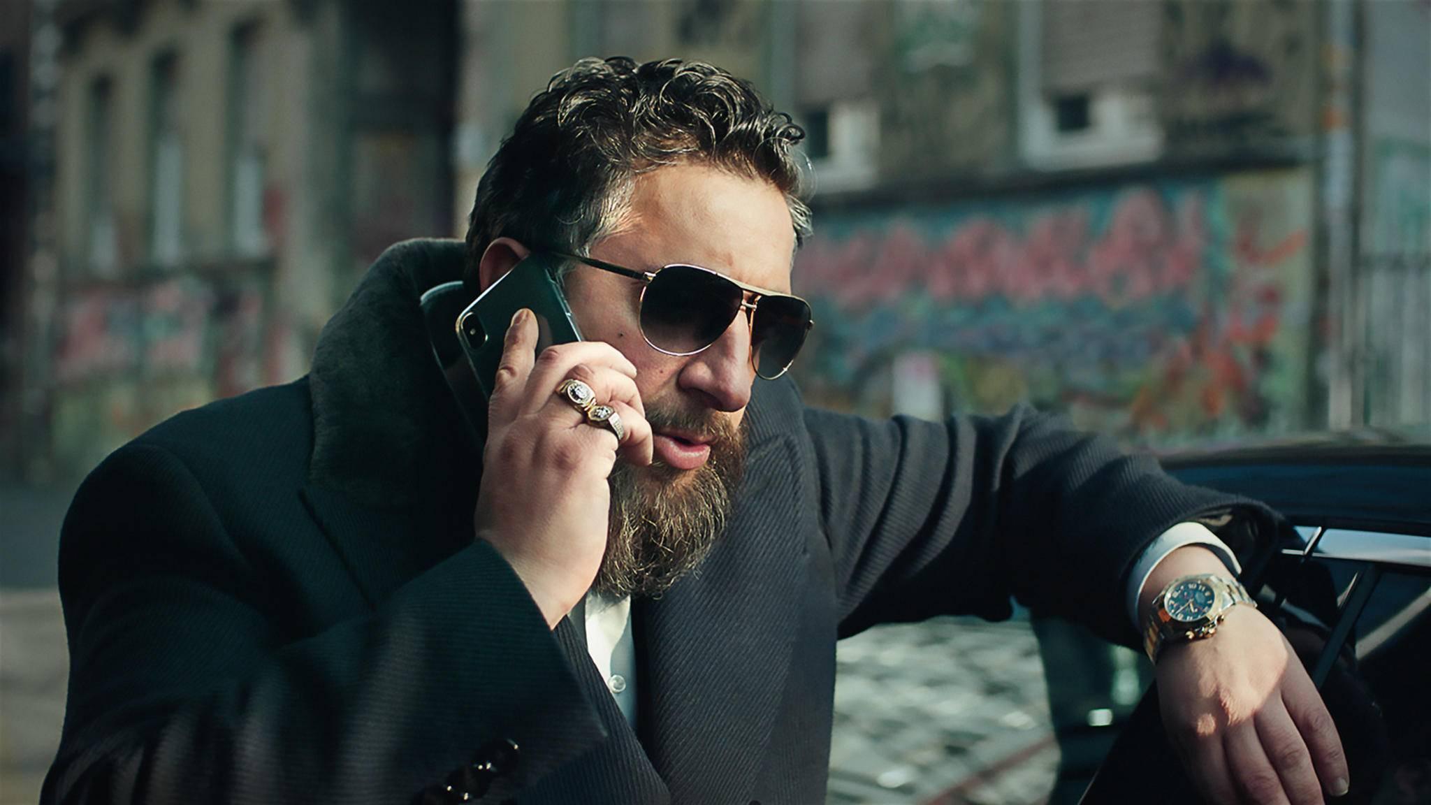 Ab dem 11. Oktober wieder dick im Geschäft: Toni Hamady (Kida Khodr Ramadan).