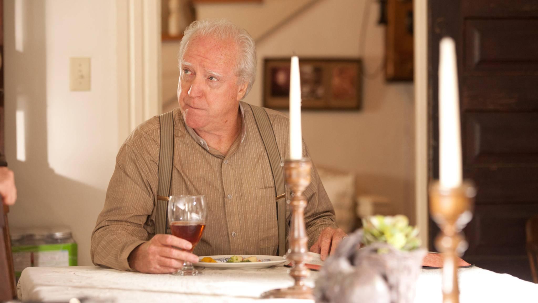 """Scott Wilson wird in Staffel 9 von """"The Walking Dead"""" ein letztes Mal als Hershel zu sehen sein."""