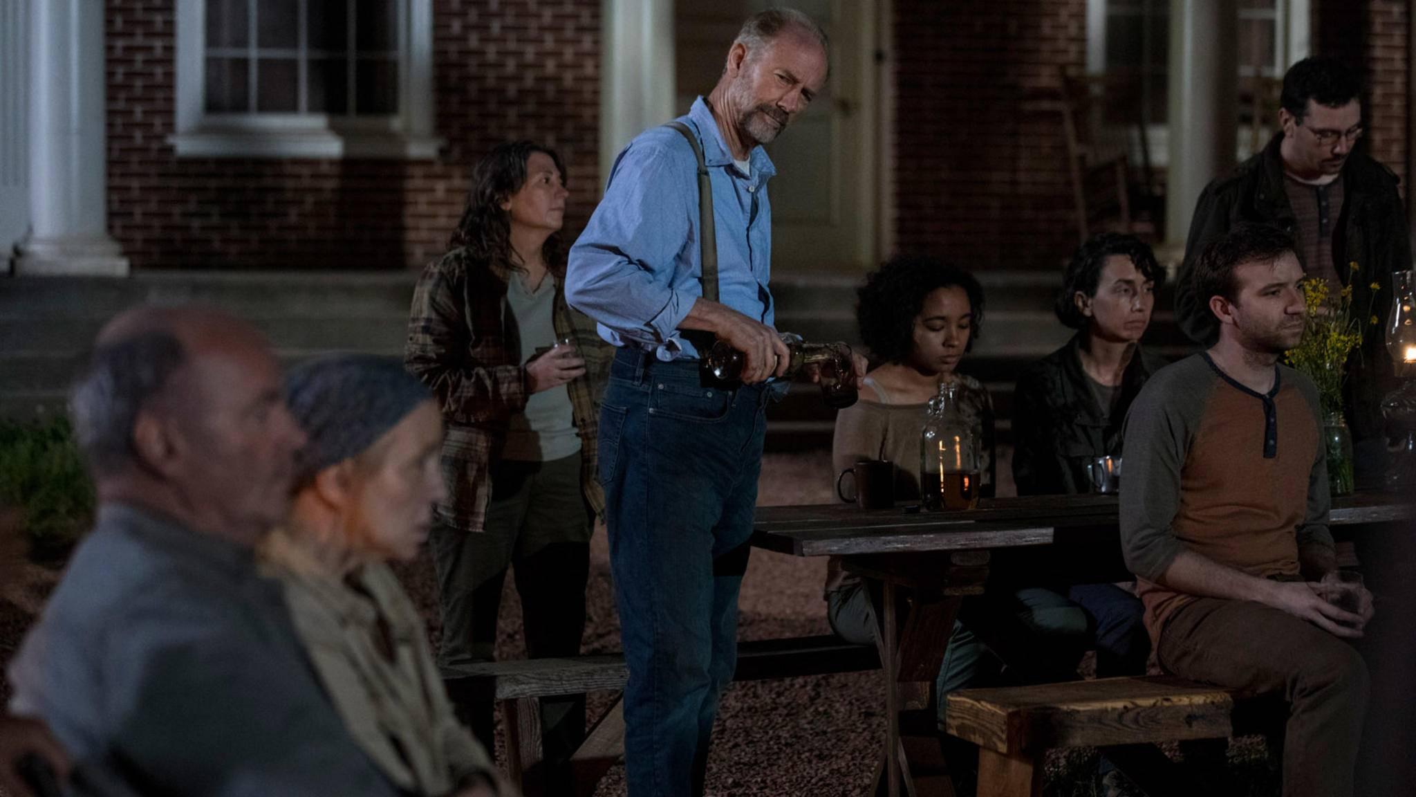 """""""The Walking Dead"""" ließ in Episode 1 von Staffel 9 direkt den ersten Charakter abtreten."""