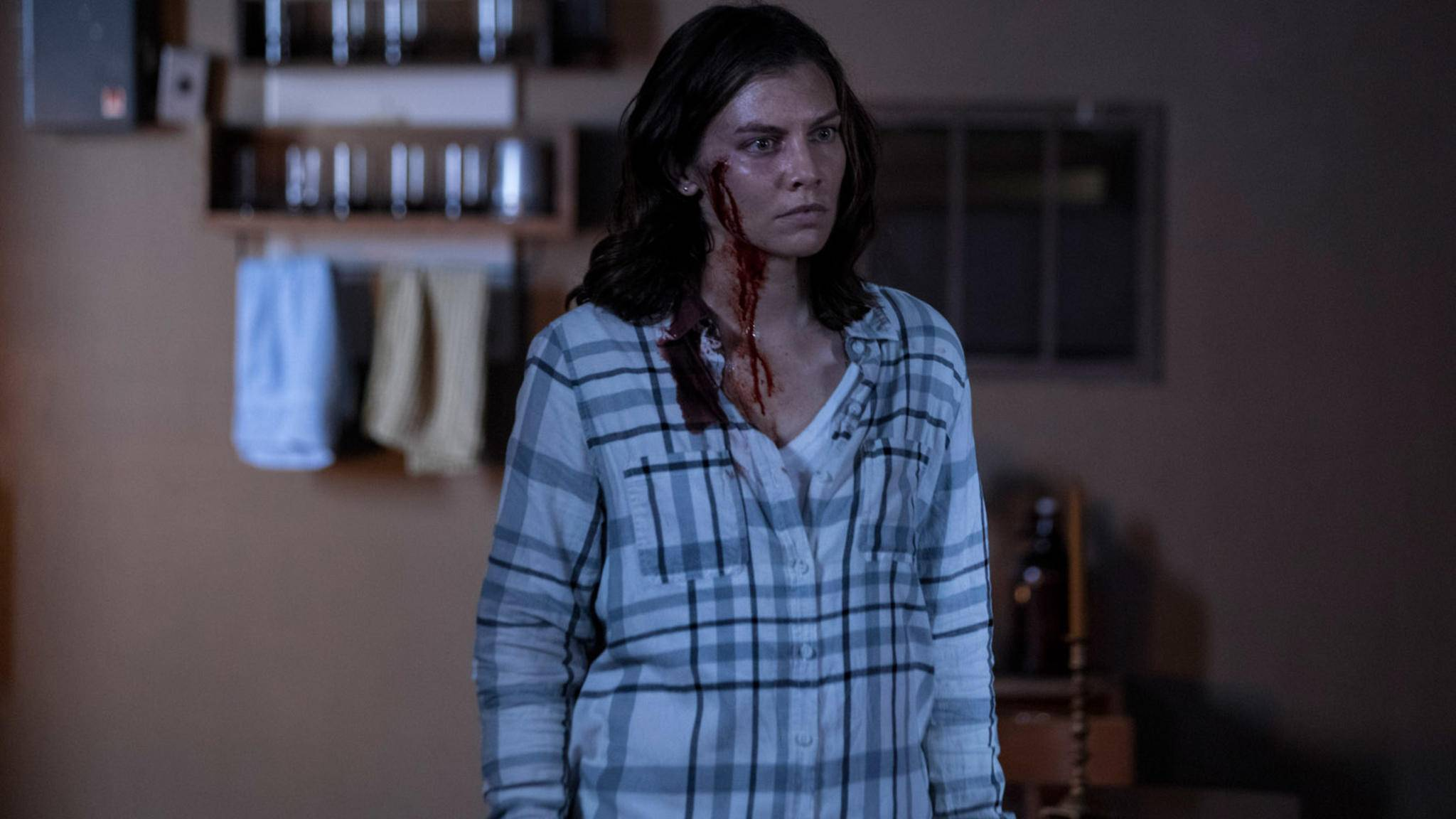 """Bekommt Maggie in Staffel 9 von """"The Walking Dead"""" endlich die Gelegenheit zur Rache?"""